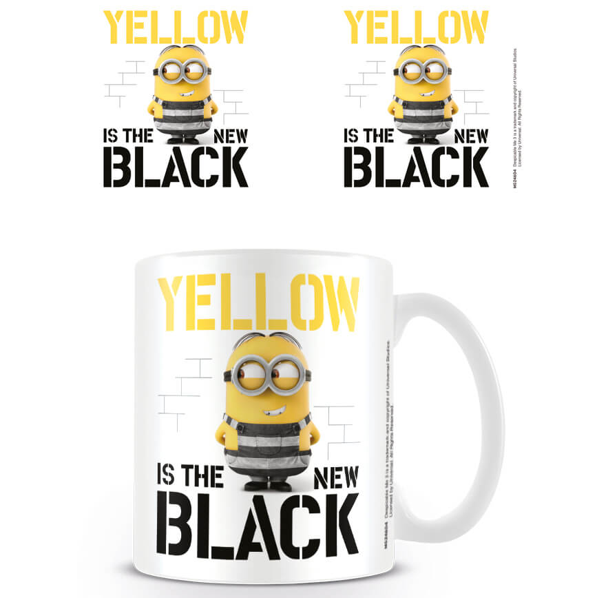 Tasse Moi, moche et méchant 3 (Yellow is the New Black)
