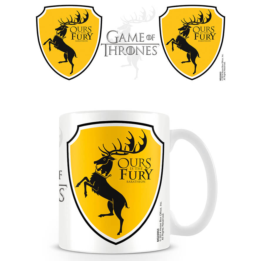 Game of Thrones Coffee Mug (Baratheon)