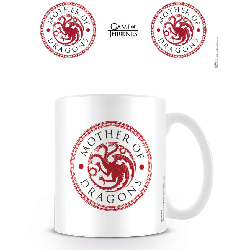 Tasse Mother of Dragons -Games of Thrones
