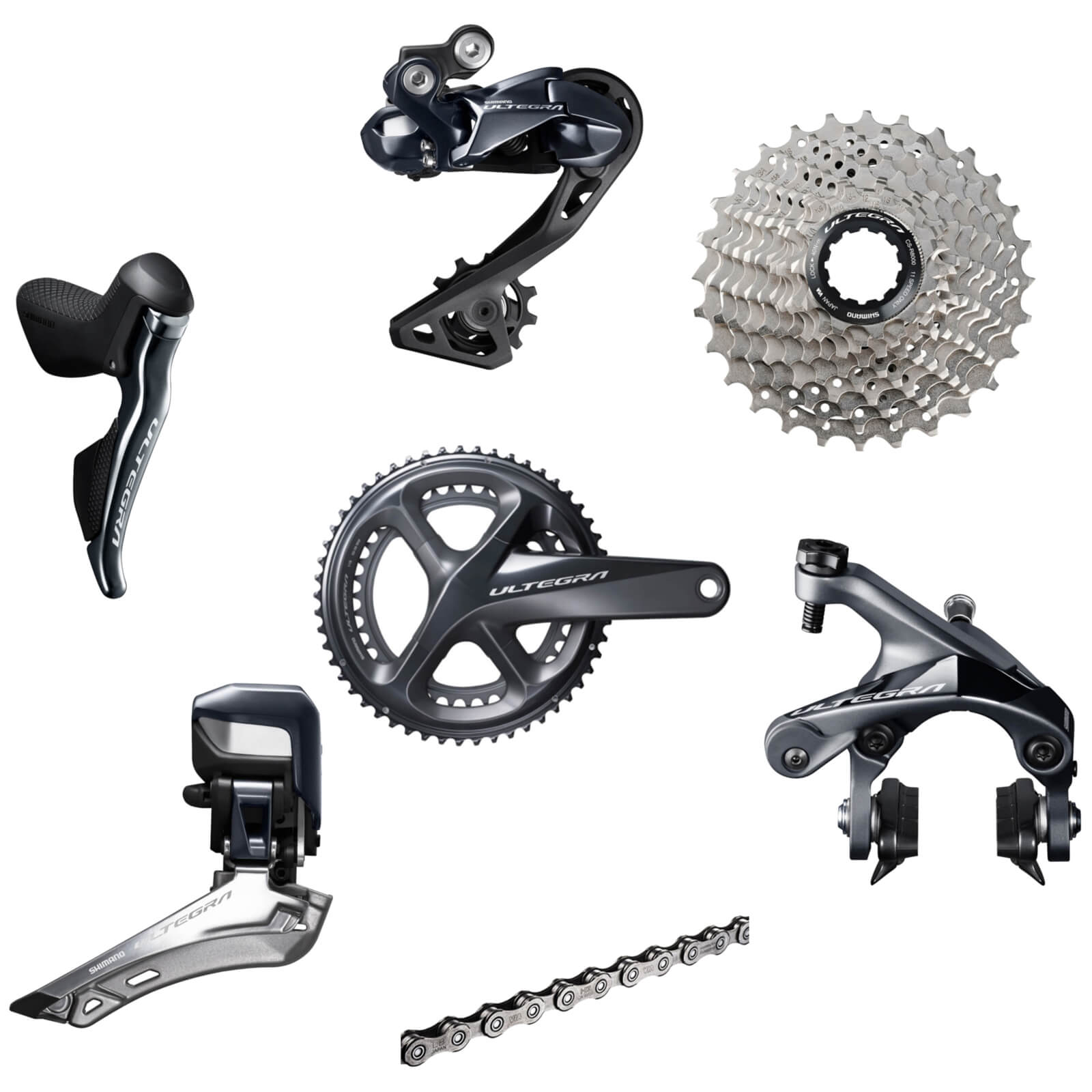 SHIMANO Ultegra Di2 ST Speed Shifters. by SHIMANO. $ - $ $ $ FREE Shipping on eligible orders. 5 out of 5 stars 2. Product Features Compatible Components: Ultegra Di2 , E-tube Di2 technology. SHIMANO Ultegra Di2 FD-R Front Derailleur.