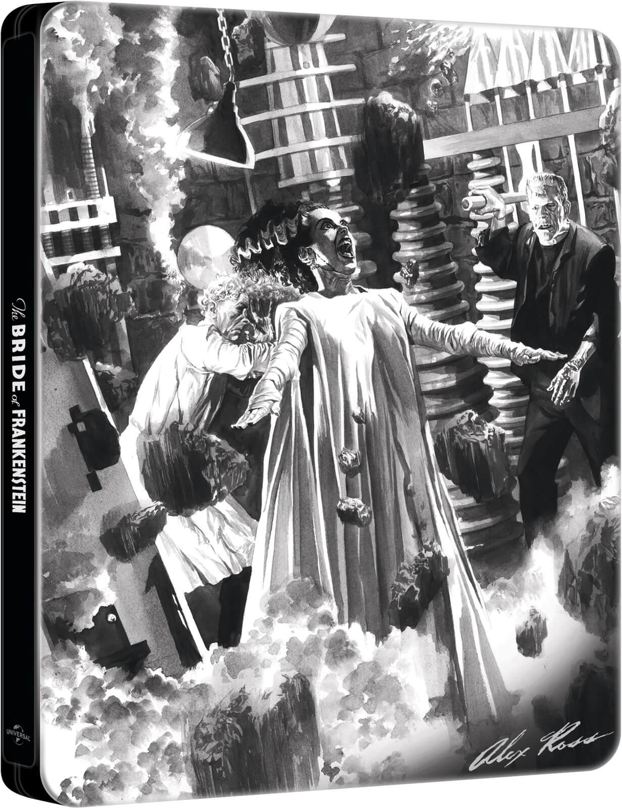 Bride of Frankenstein: Alex Ross Collection - Steelbook Edition