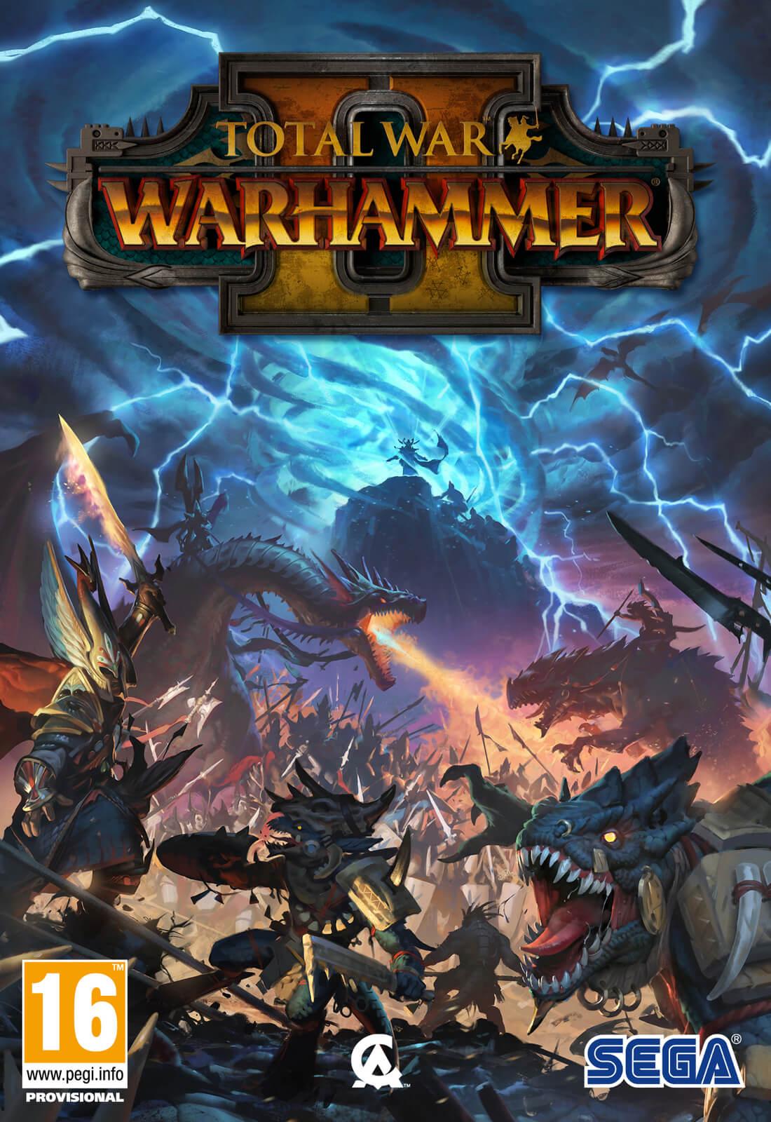 Total War: Warhammer 2 pc dvd-ის სურათის შედეგი