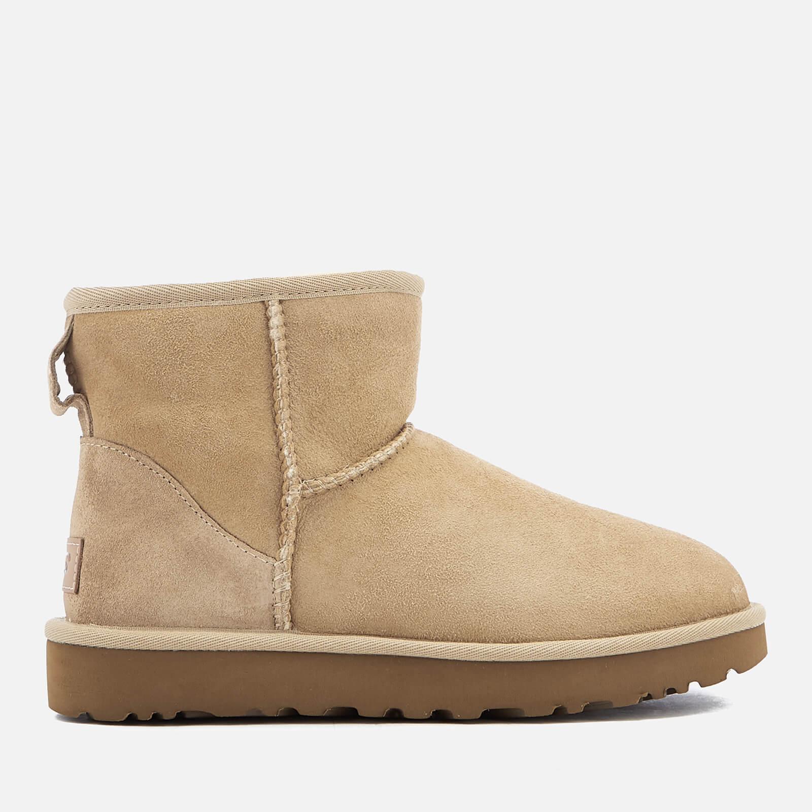 7b6789638c9 UGG Women's Classic Mini II Sheepskin Boots - Sand