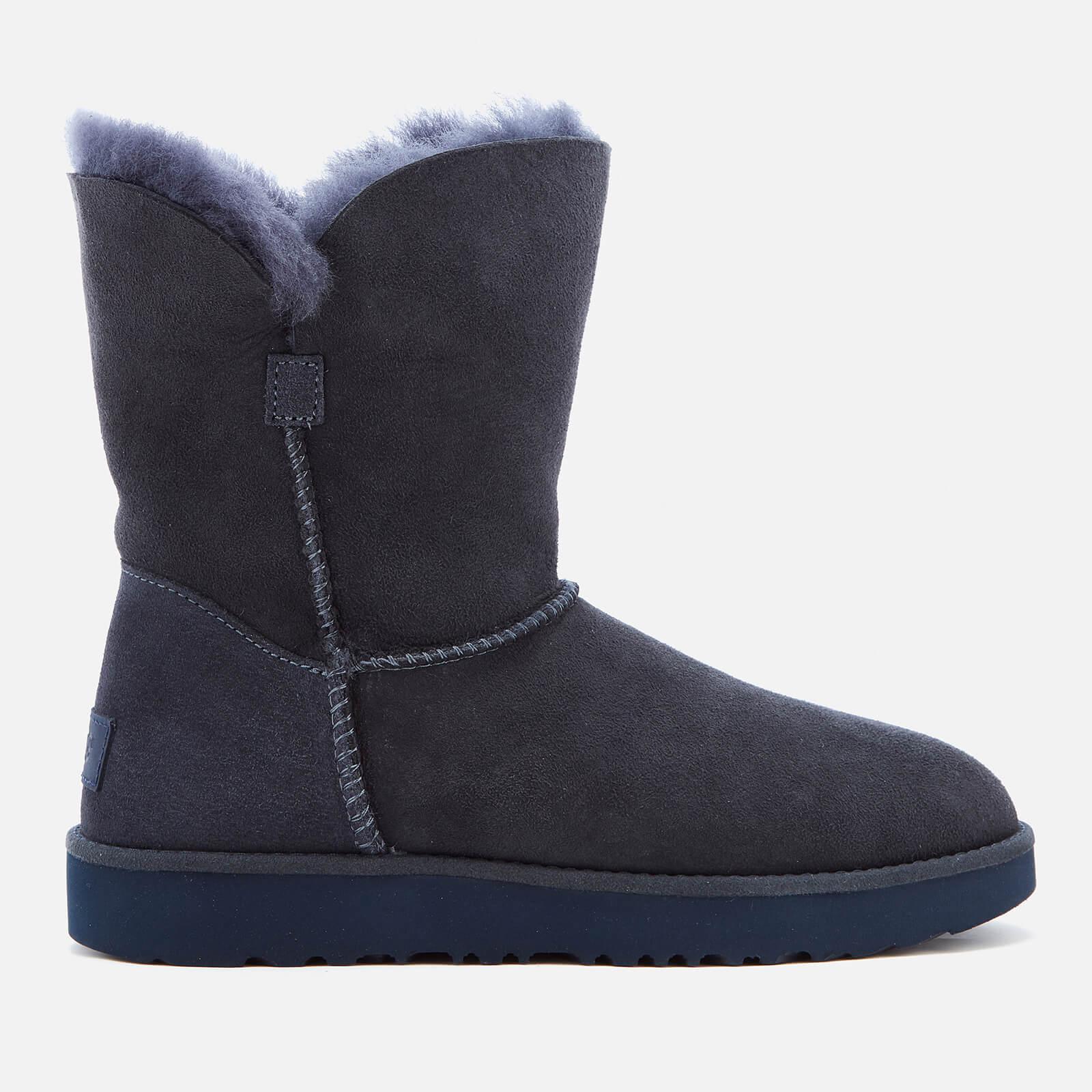 c2ad12ce441 UGG Women's Classic Cuff Short Sheepskin Boots - Imperial
