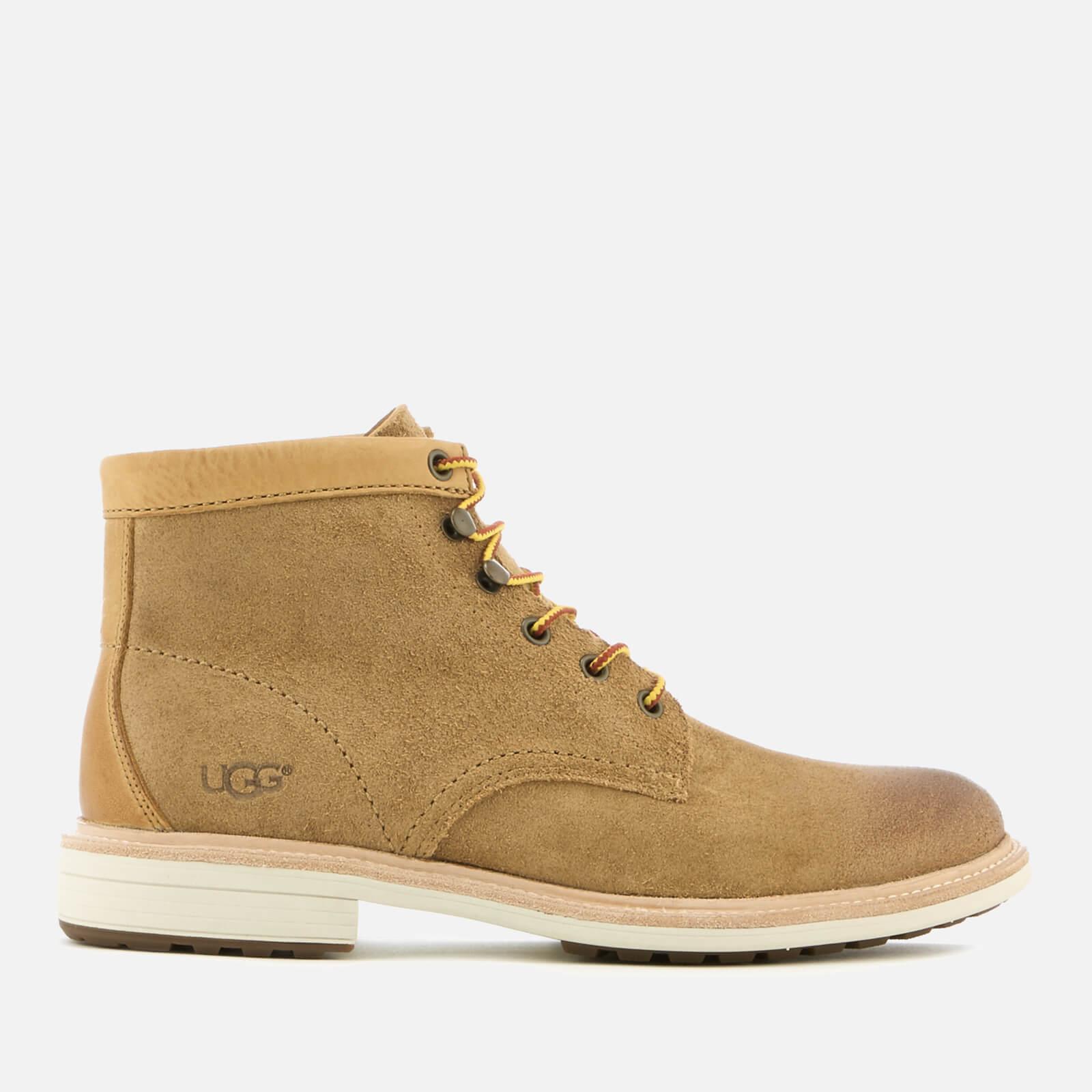 c3f74cd802d UGG Men's Vestmar Leather Lace Up Boots - Chestnut