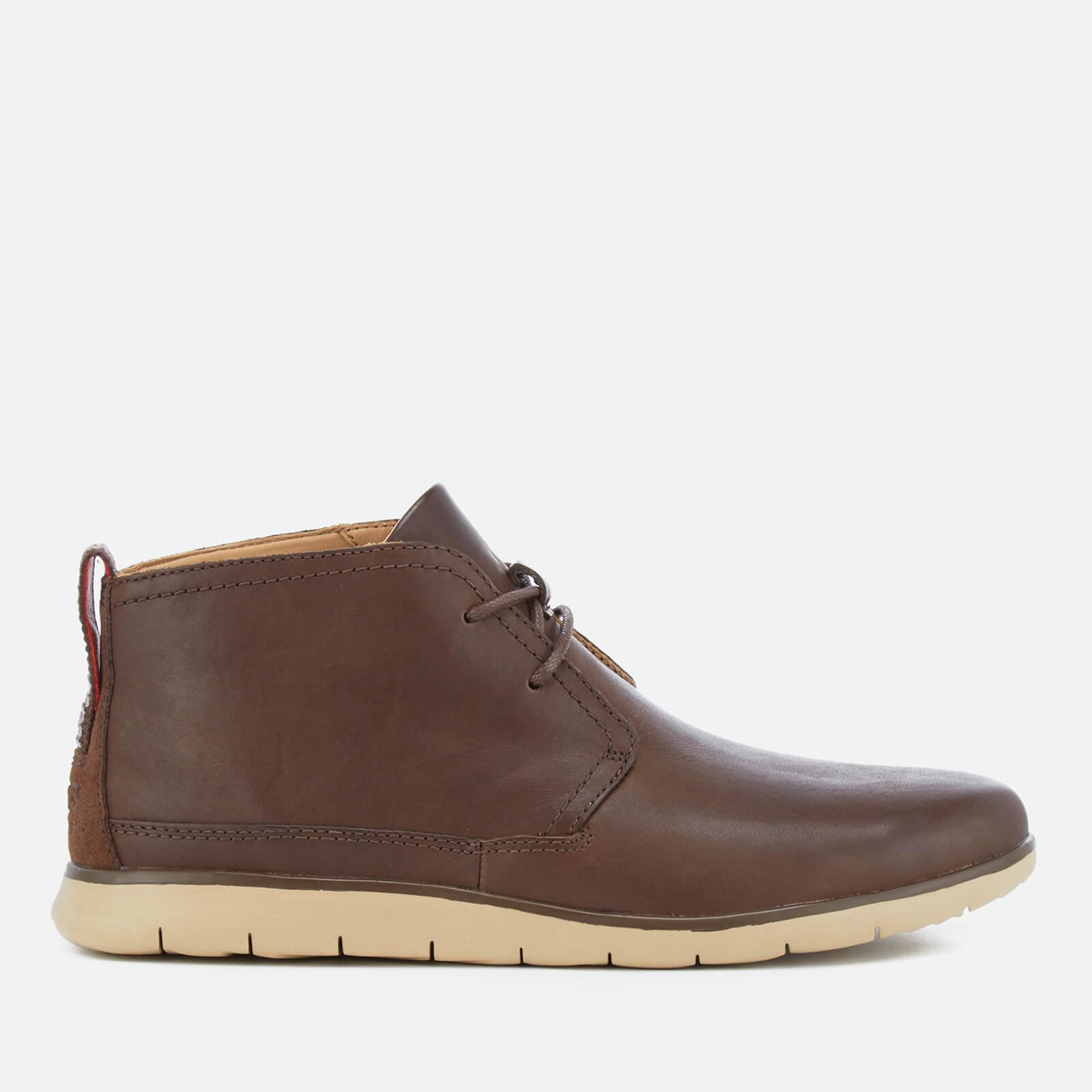 22aa10702f4 UGG Men's Freamon Waterproof Chukka Boots - Grizzly