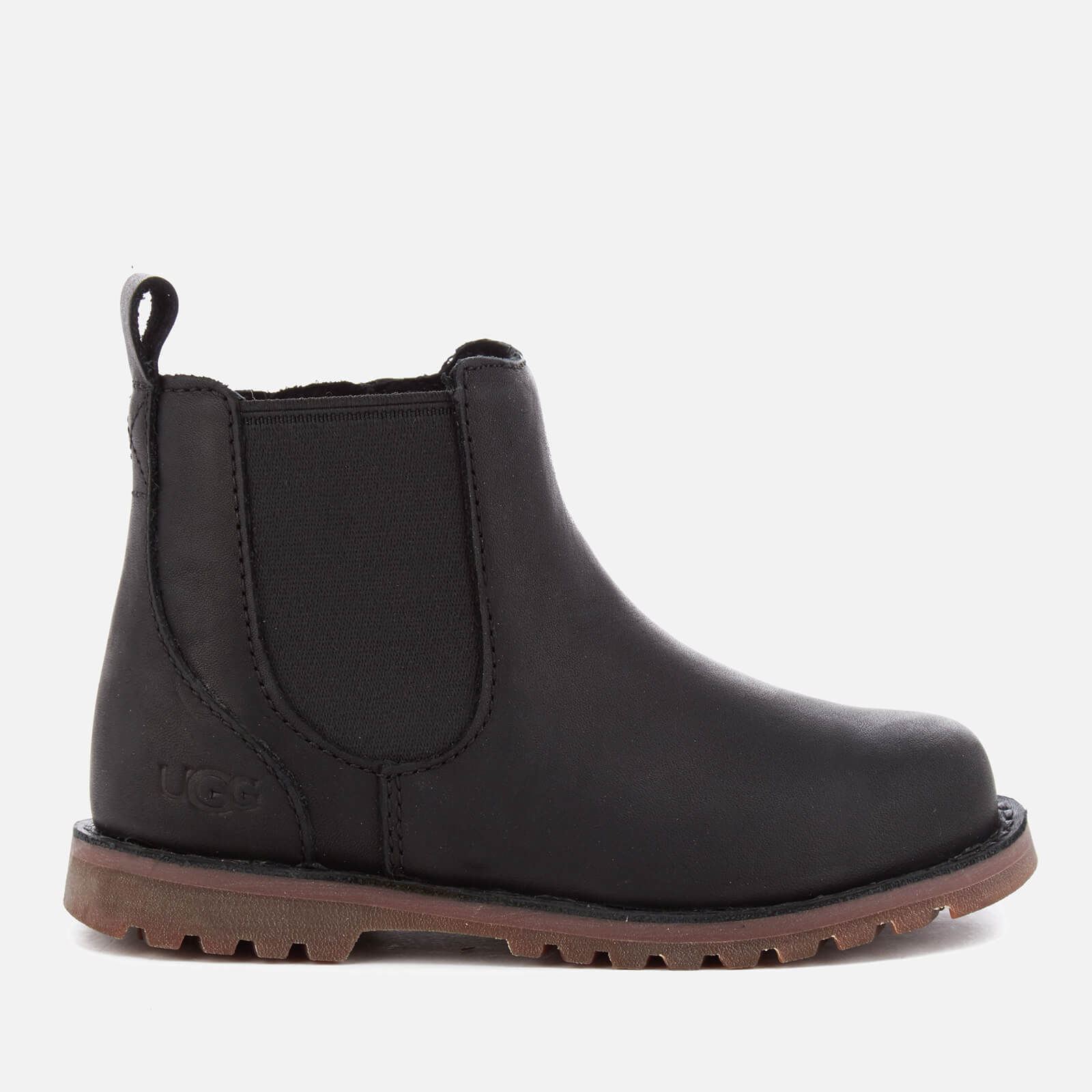 7f254a8ec04 UGG Toddlers' Callum Suede Chelsea Boots - Black