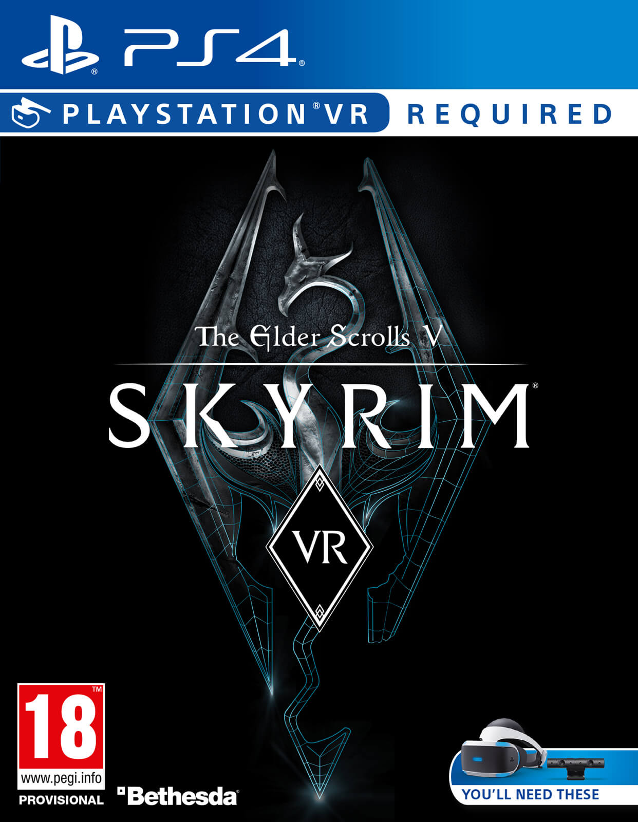 The Elder Scrolls V: Skyrim VR - PSVR