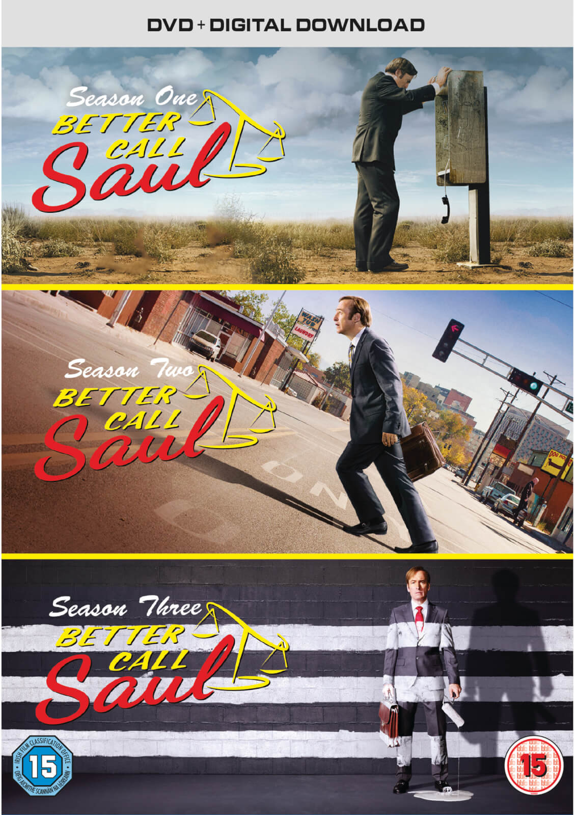Better Call Saul - Season 1-3