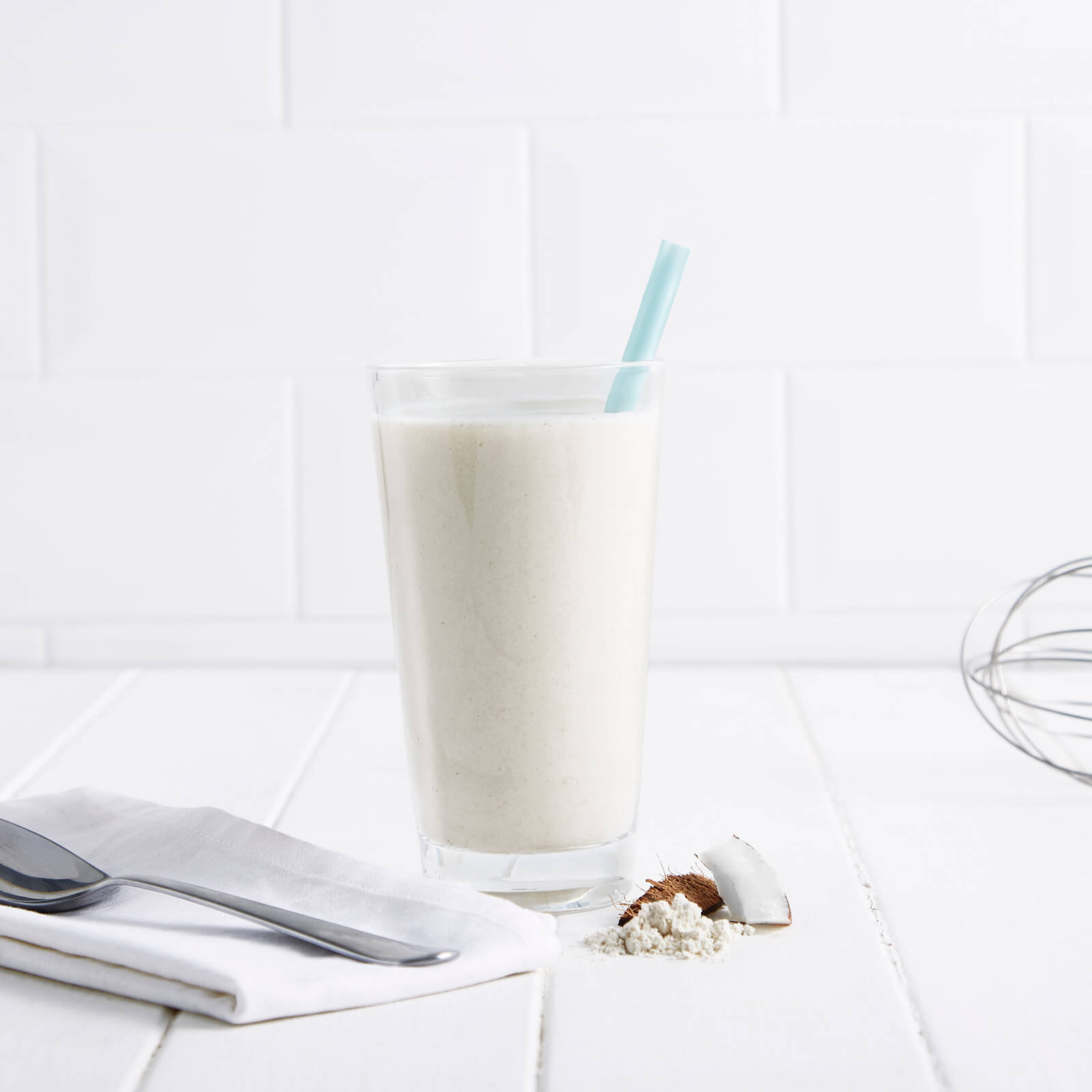 Meal Replacement Low Sugar Coconut Smoothie