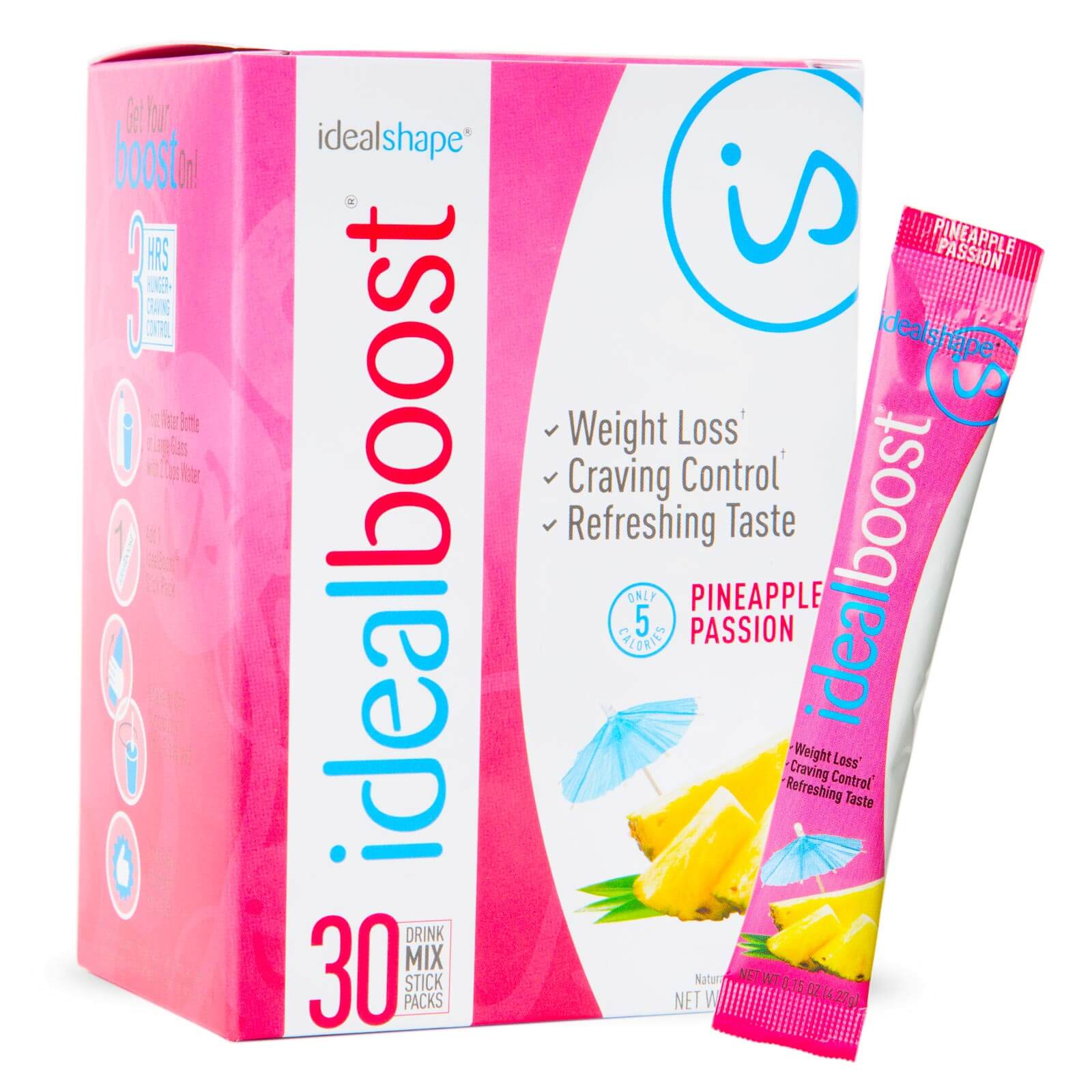 IdealBoost Pineapple Passion