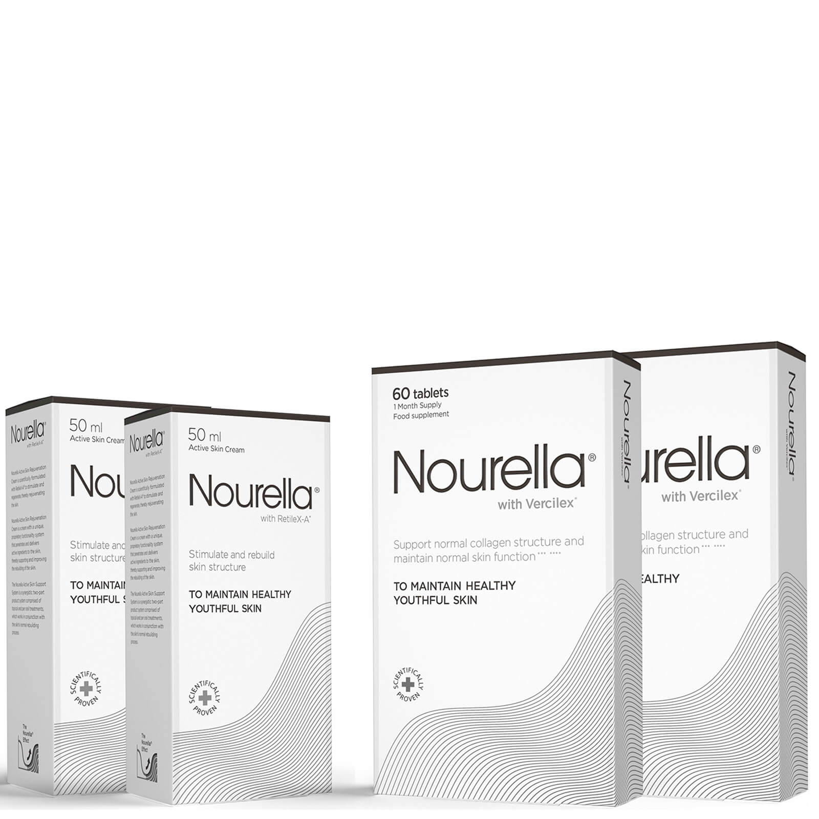 Nourella 2 Month Bundle (2 x Tablets 60