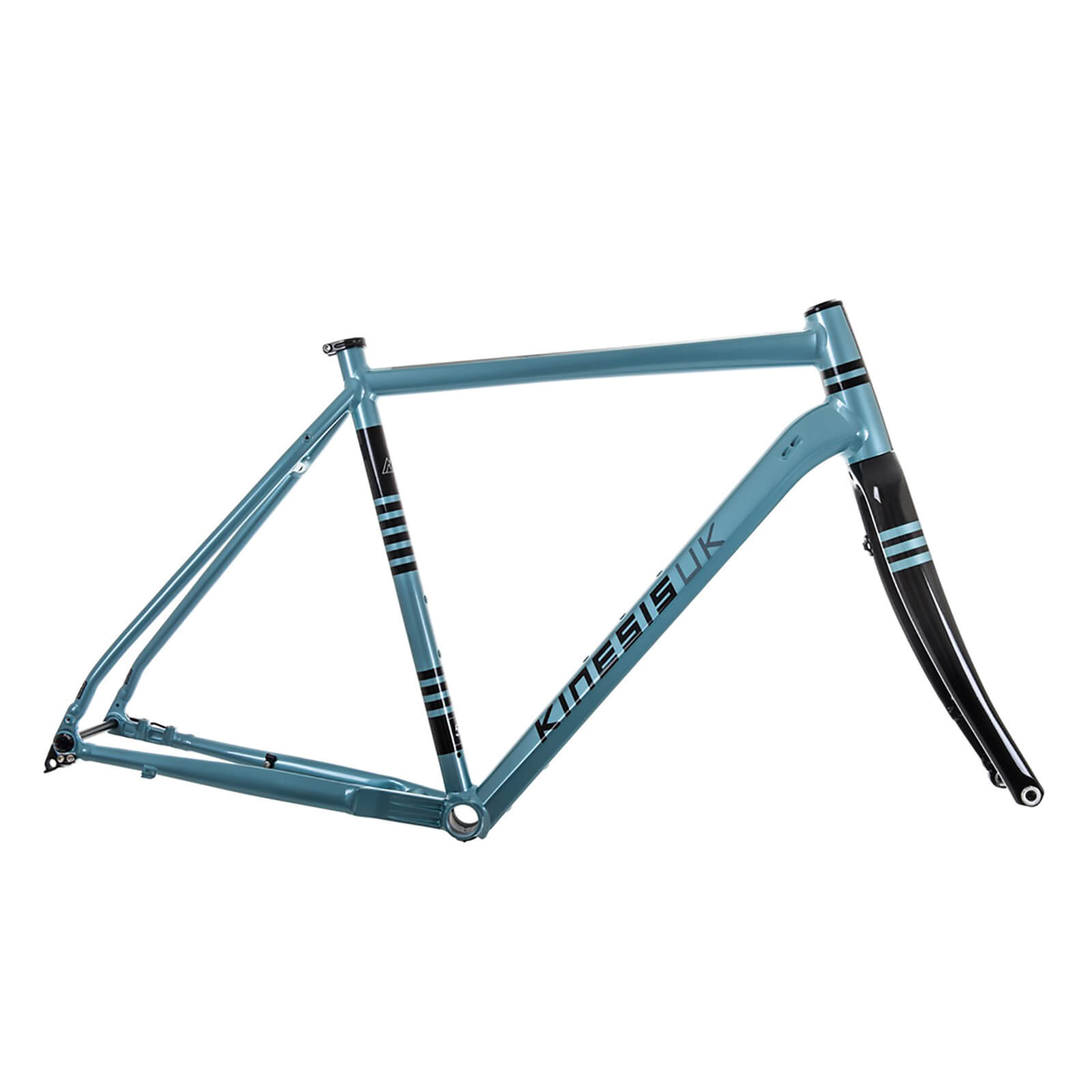 Kinesis Tripster AT Frameset - Arran Blue