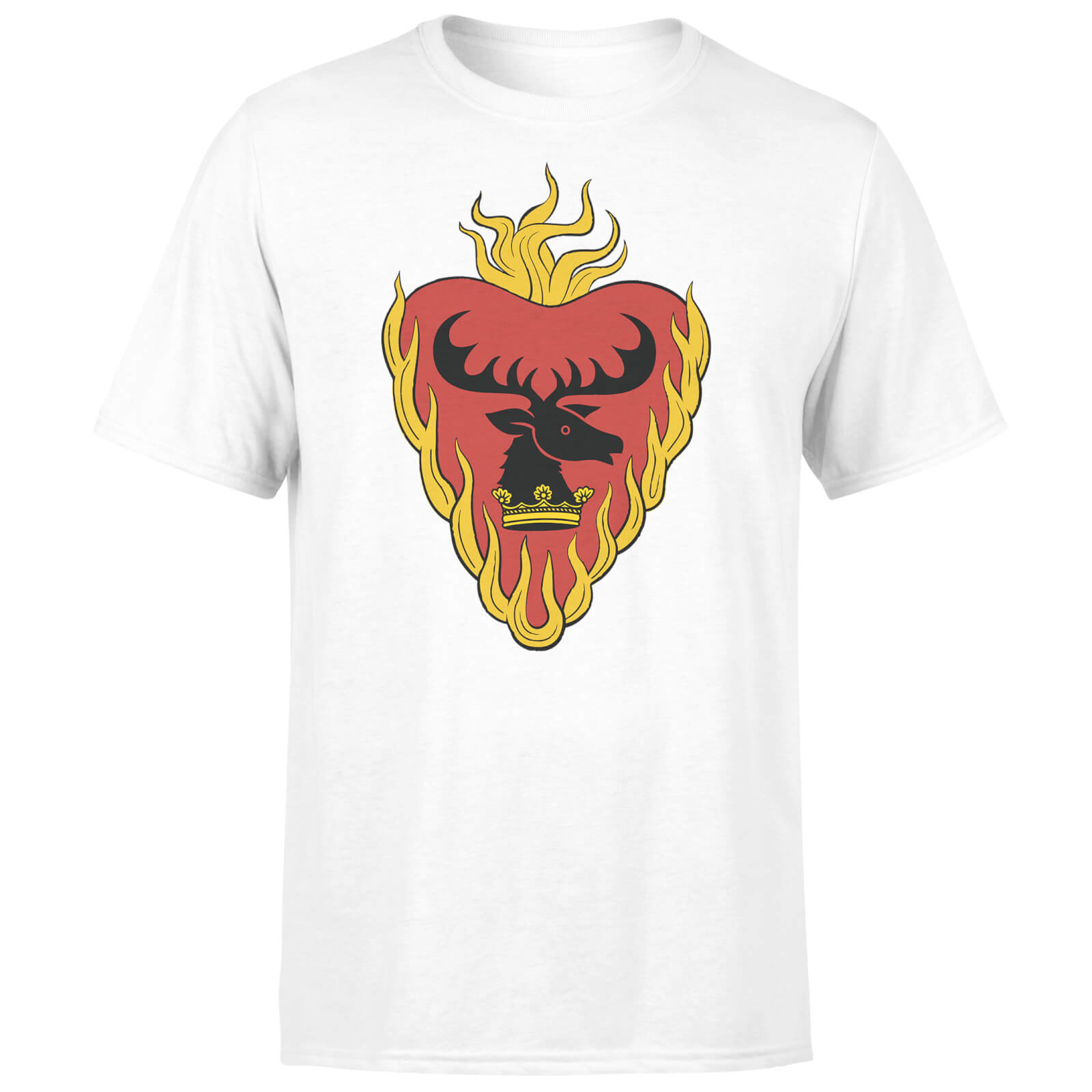 Game of Thrones Stannis Baratheon Sigil Men