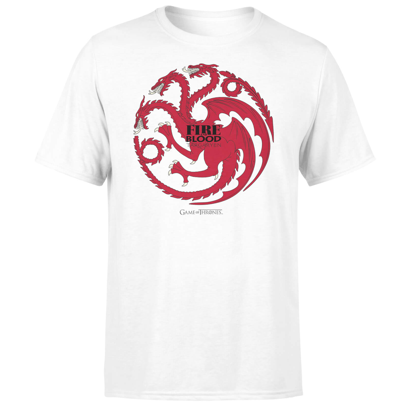 Game of Thrones Targaryen Fire and Blood Men