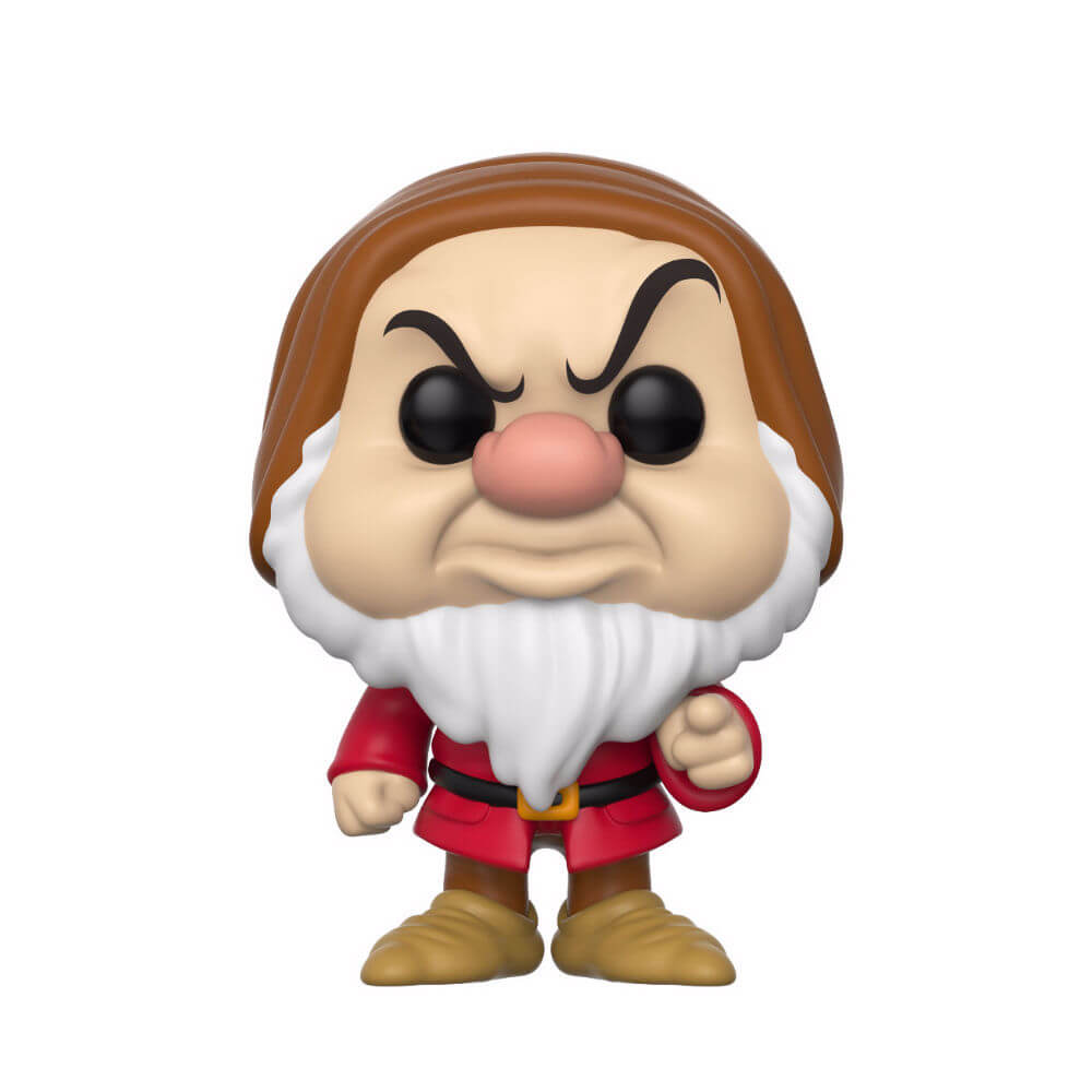 Snow White Grumpy Pop! Vinyl Figure