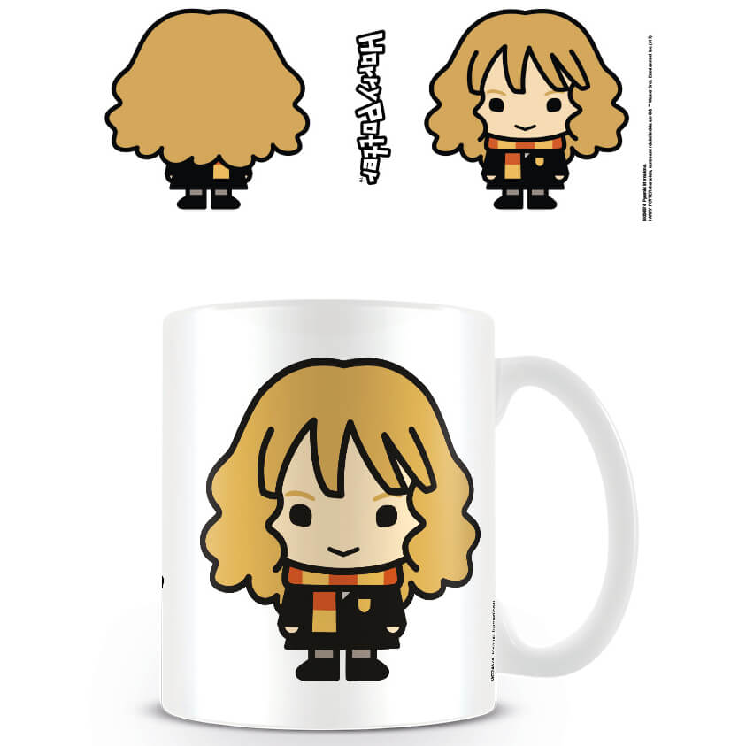 Harry Potter Kawaii Hermoine Mug
