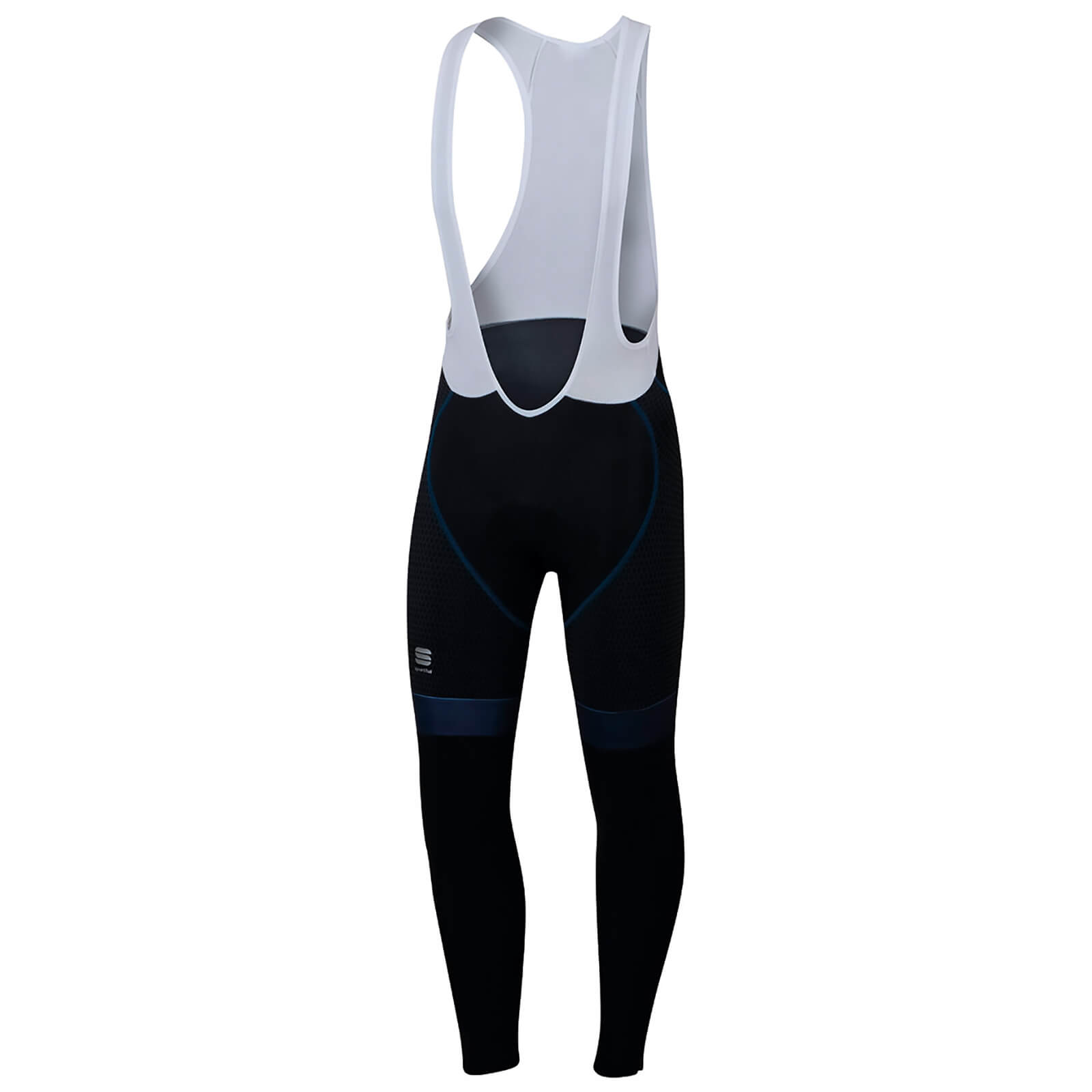 Sportful BodyFit Pro Bib Tights - Black/Black Iris