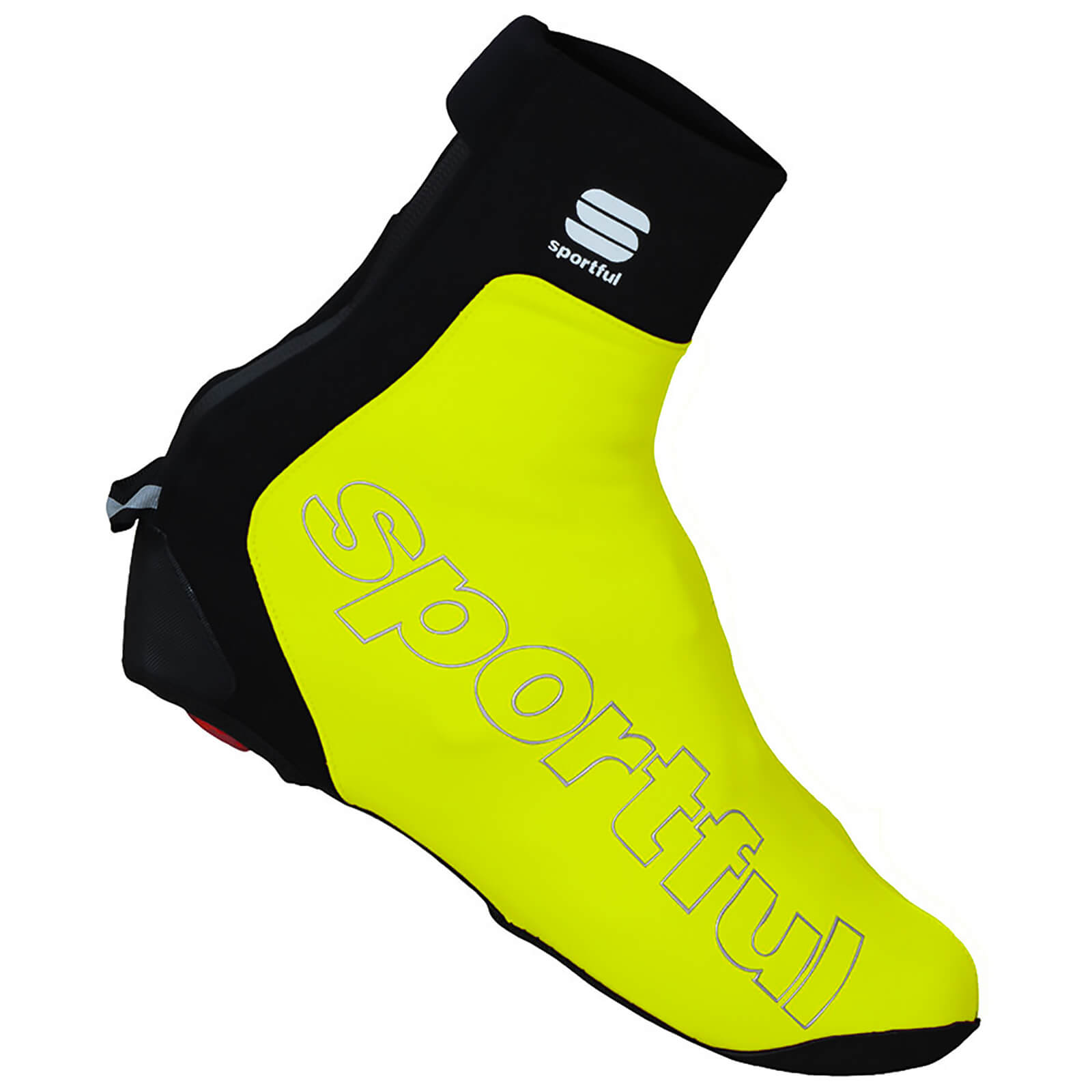 Sportful Roubaix Thermal Bootie - Yellow Fluo