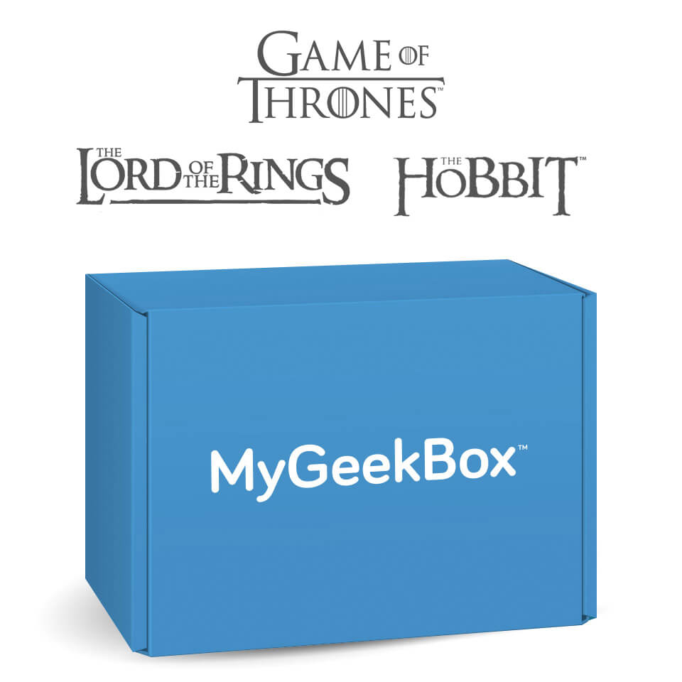My Geek Box - June Mega Box - Kingdoms