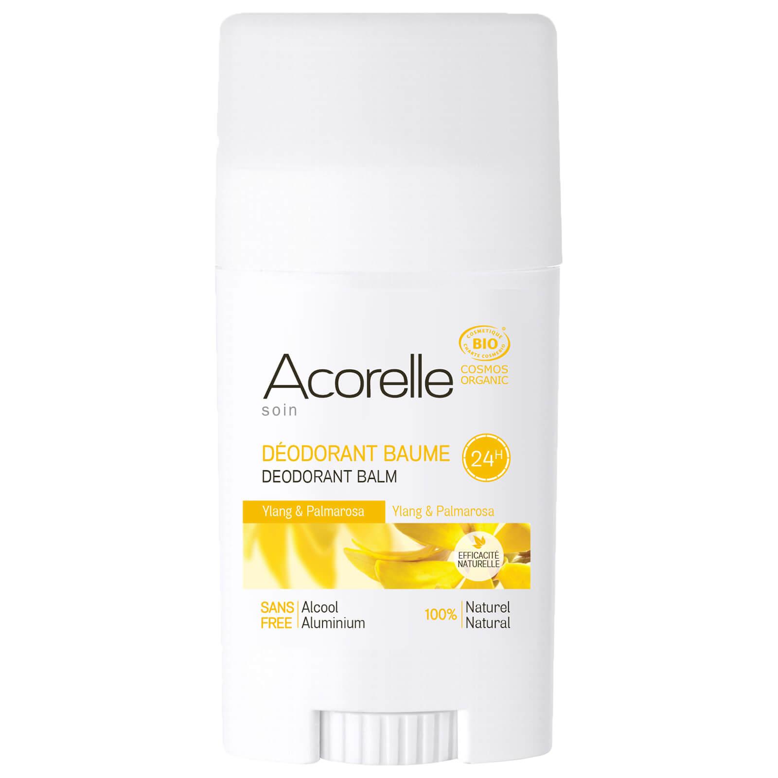 acorelle deodorante  Acorelle balsamo deodorante bio ylang ylang e palmarosa 40 g ...
