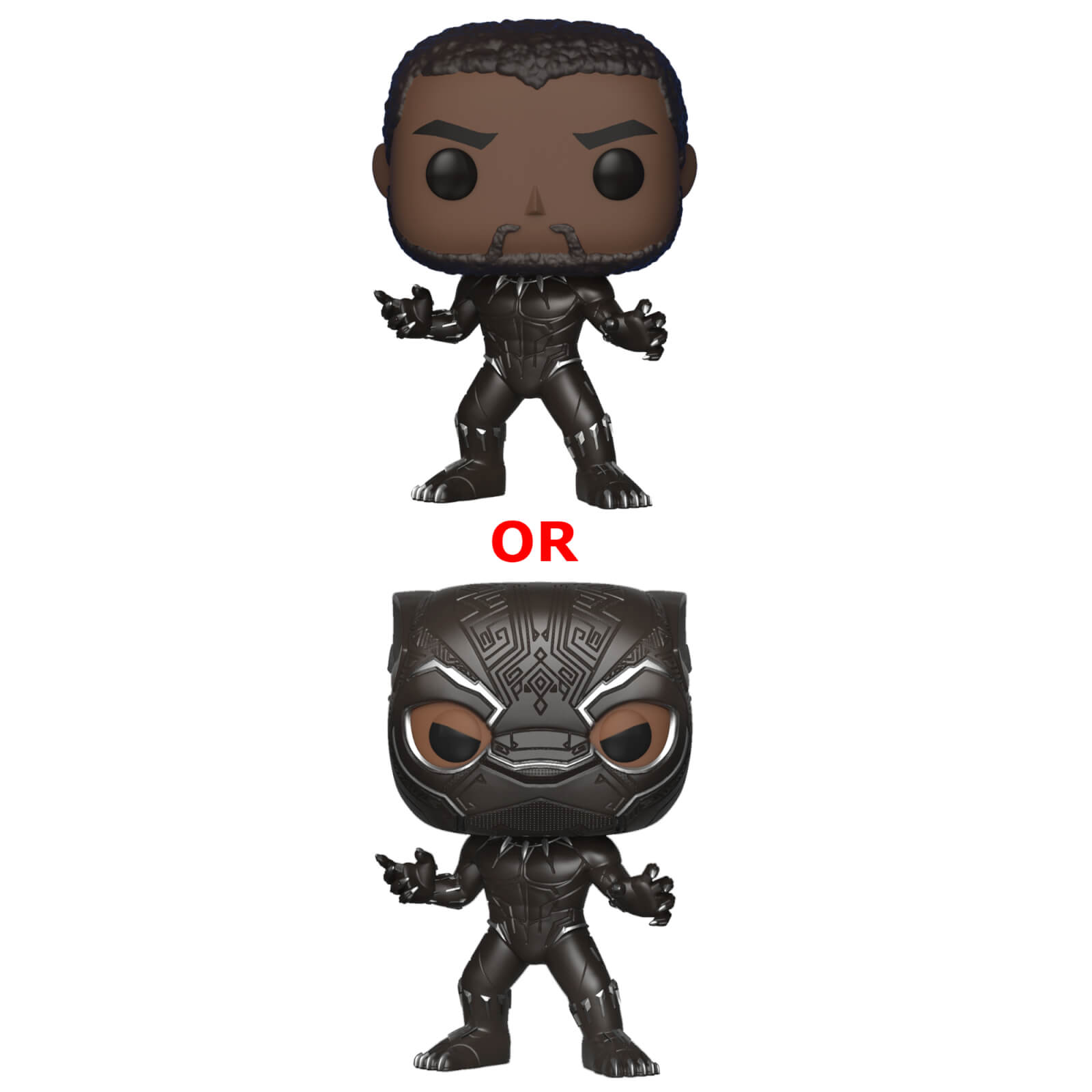Black Panther Pop! Vinyl Figure