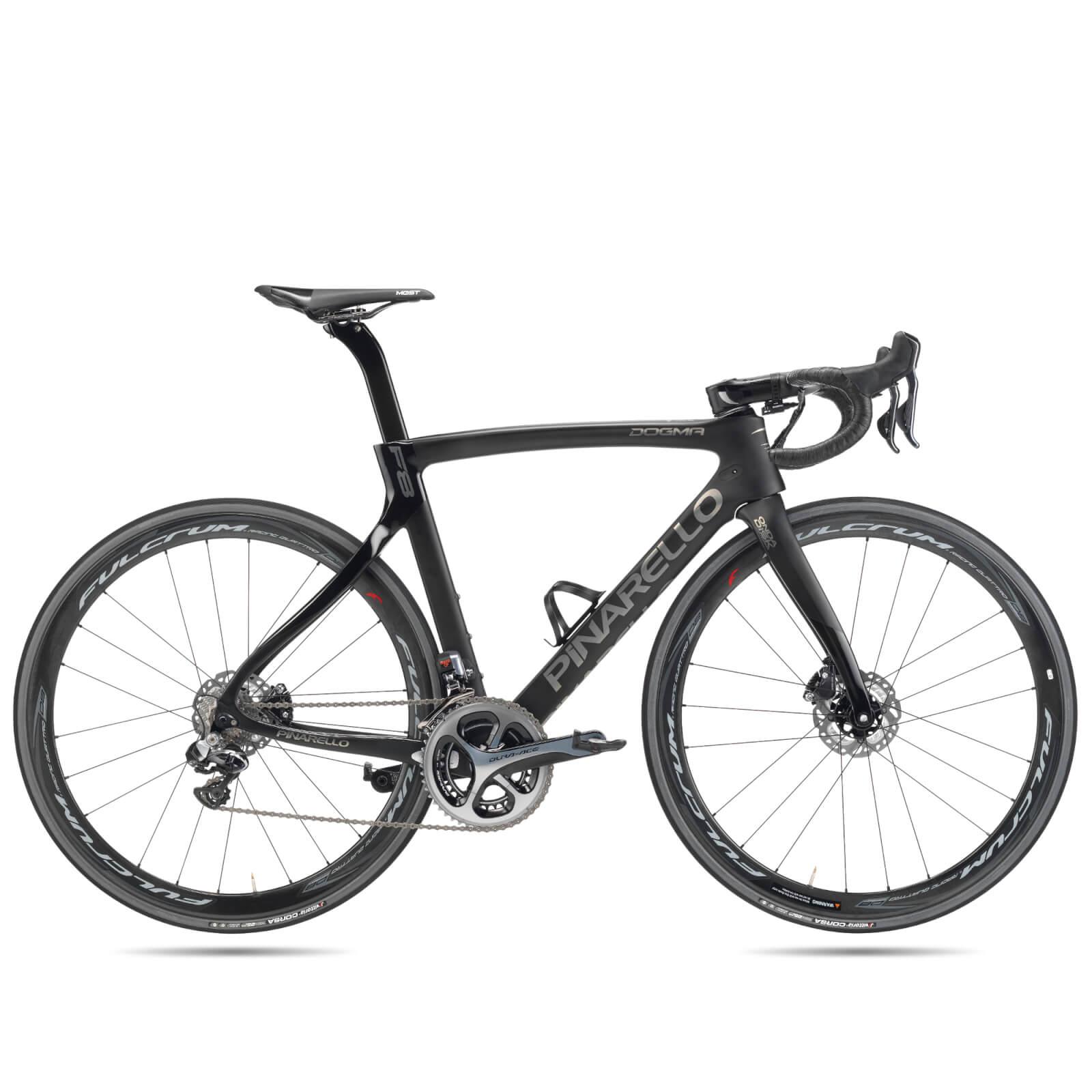Pinarello Dogma F8 Disc Dura Ace Di2 Road Bike - 27 Black On Black ...