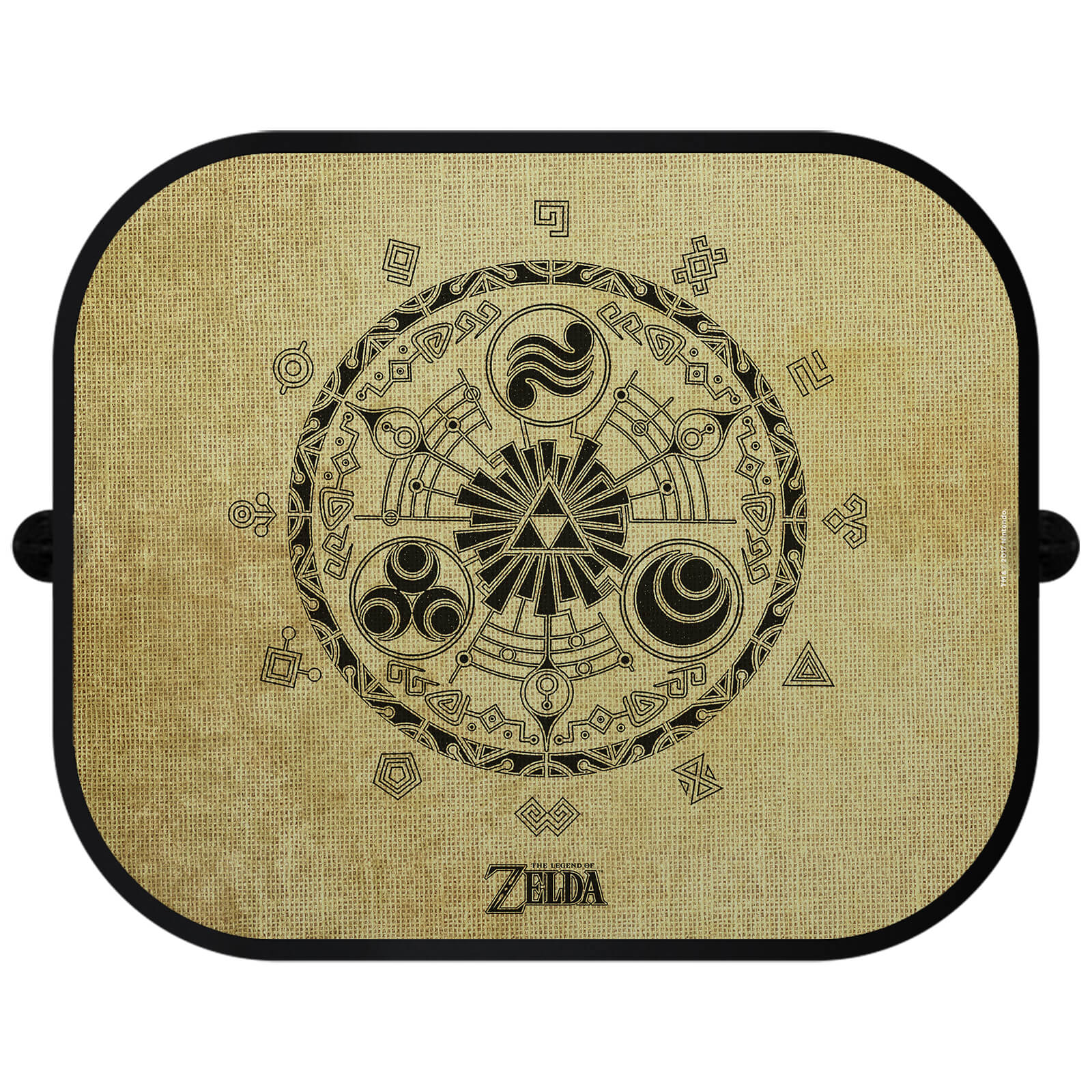 Nintendo The Legend Of Zelda Sunshades (pack of 2)