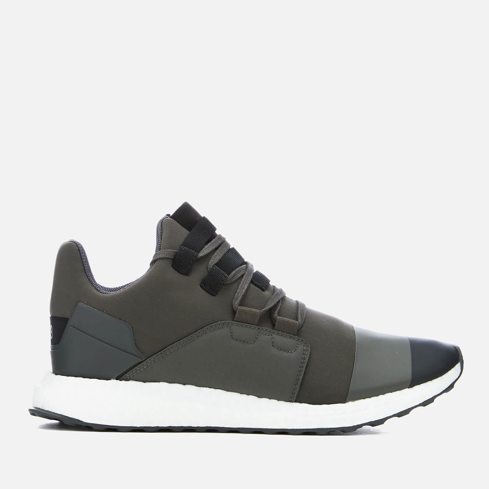 58b53b4ca Y-3 Men s Kozoko Low Sneakers - Y-3 Black Olive Core Black - Free UK  Delivery over £50