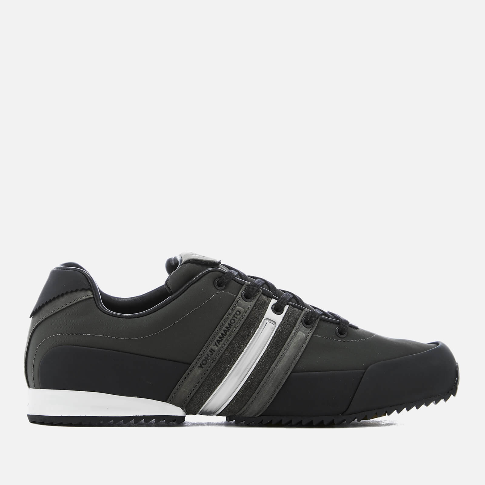the best attitude 075a8 d71bd Y-3 Men s Sprint Sneakers - Y-3 Black Olive - Free UK Delivery over £50