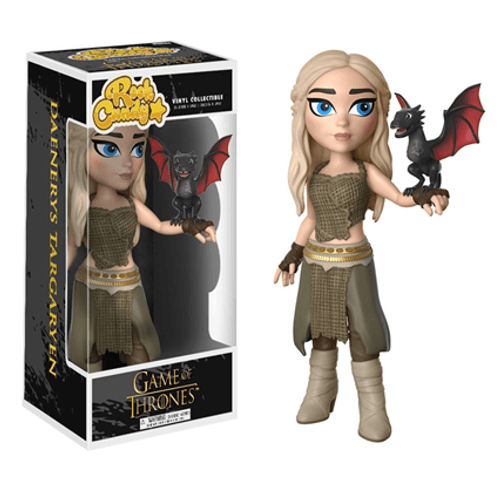 Figurine Daenerys Targaryen - Game of Thrones - Rock Candy Vinyl
