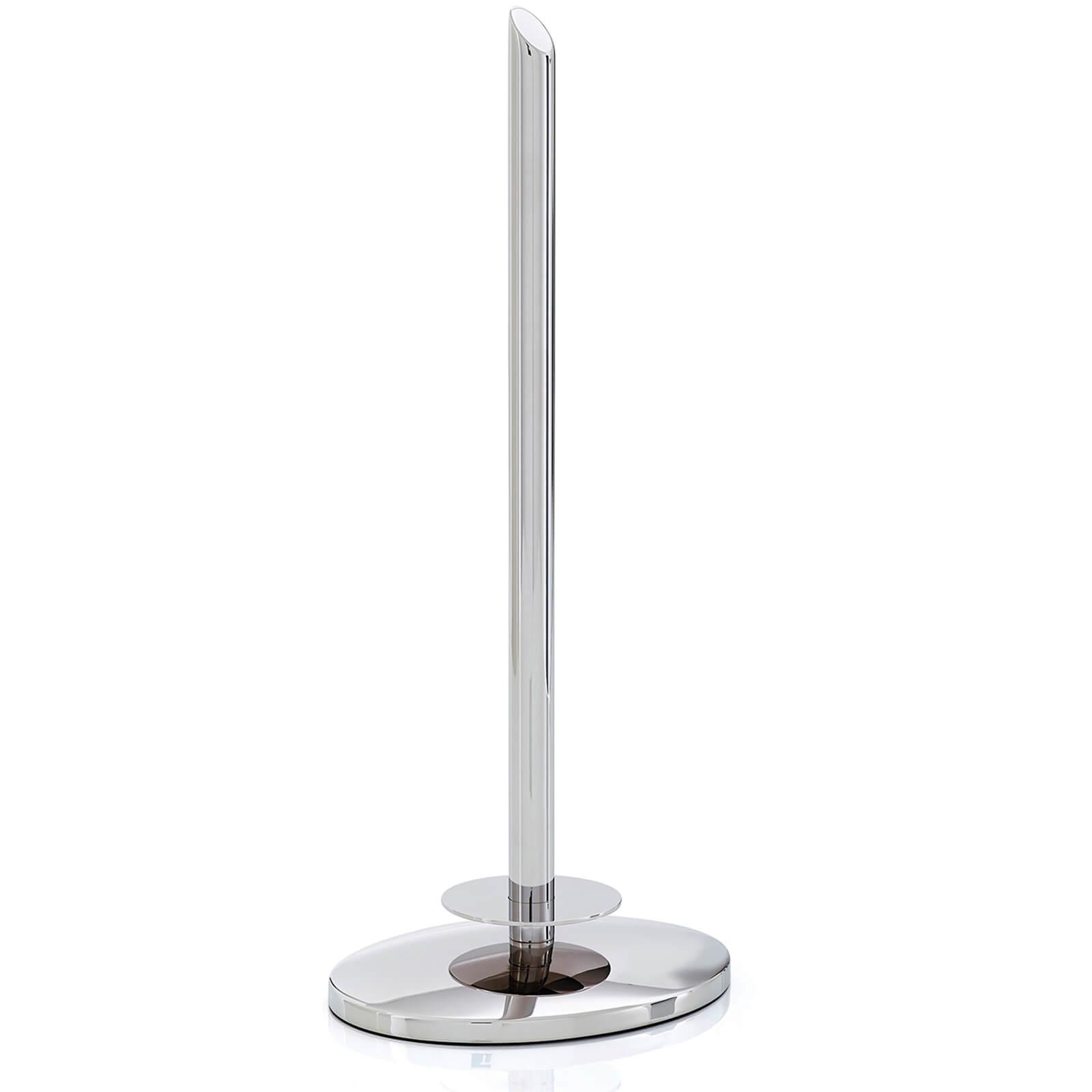 0a2b82876e6e Robert Welch Oblique Floor Standing Toilet Roll Holder Homeware ...