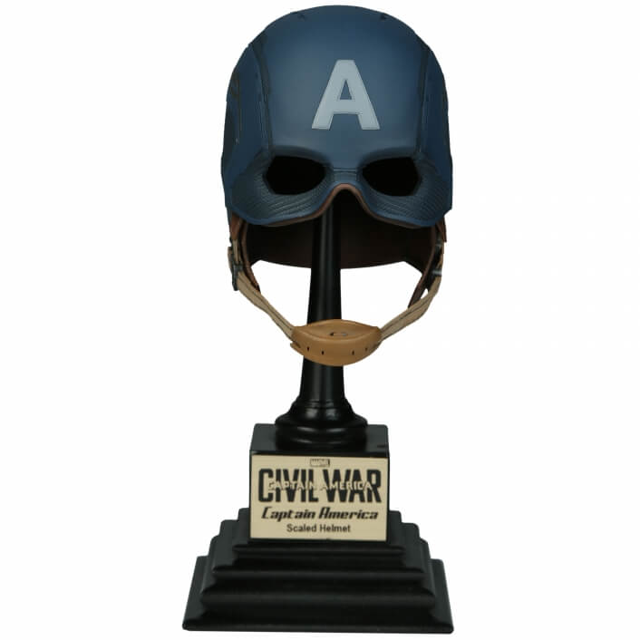 1:3 Captain America Civil War Replica Helmet