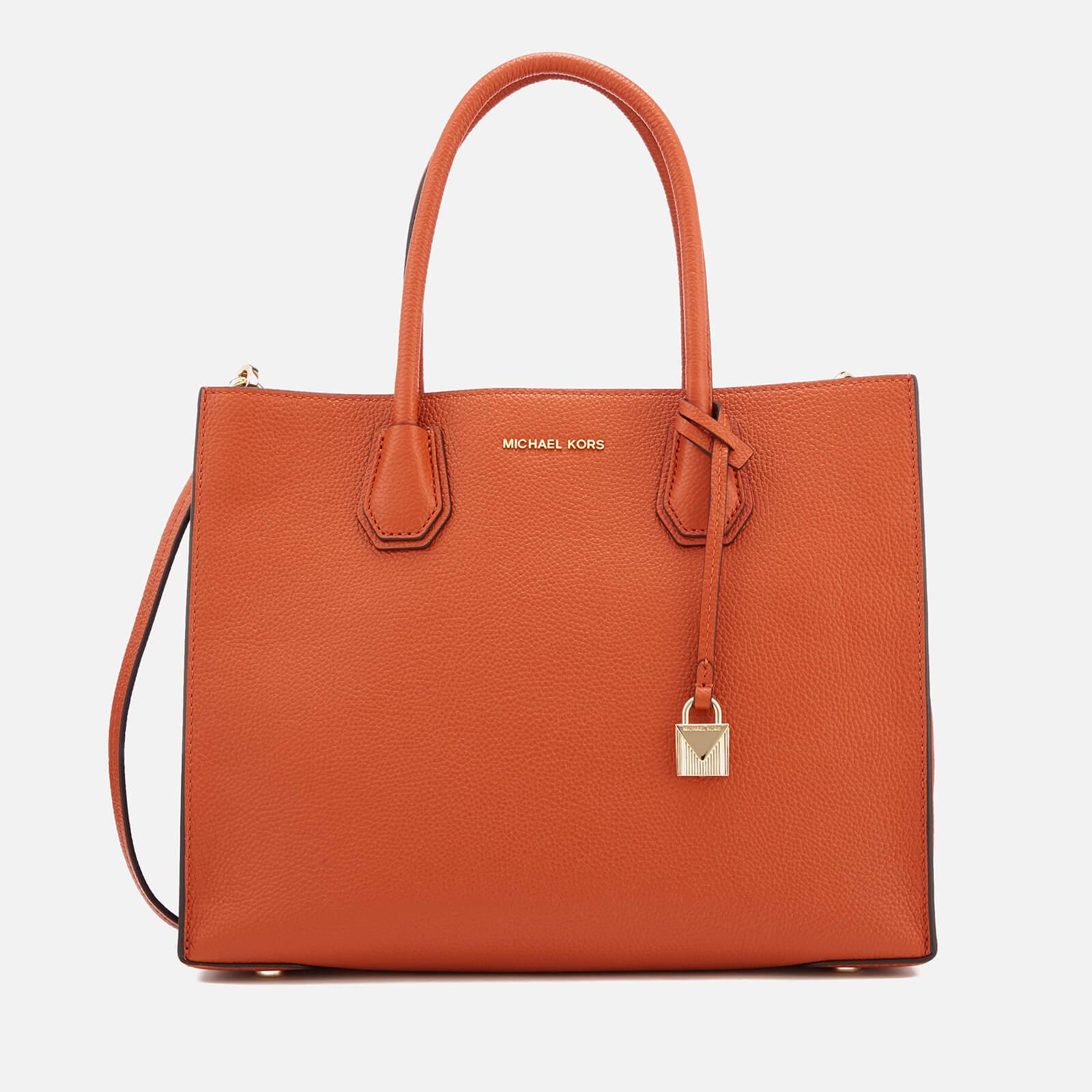 029a2b4f1 MICHAEL MICHAEL KORS Women's Mercer Large Tote Bag - Orange