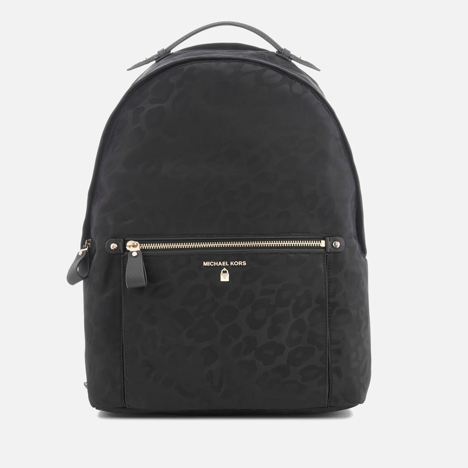 4c44c0ebfc5ec4 MICHAEL MICHAEL KORS Women's Kelsey Large Backpack - Black - Free UK  Delivery over £50
