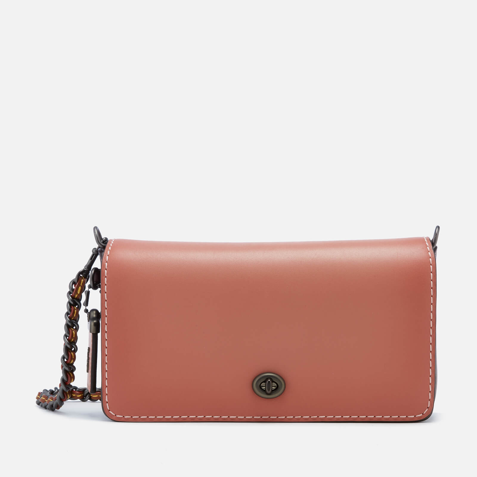 Coach 1941 Women s Dinky Cross Body Bag - Melon Bordeaux - Free UK Delivery  over £50 47c5cf4ff2ba1
