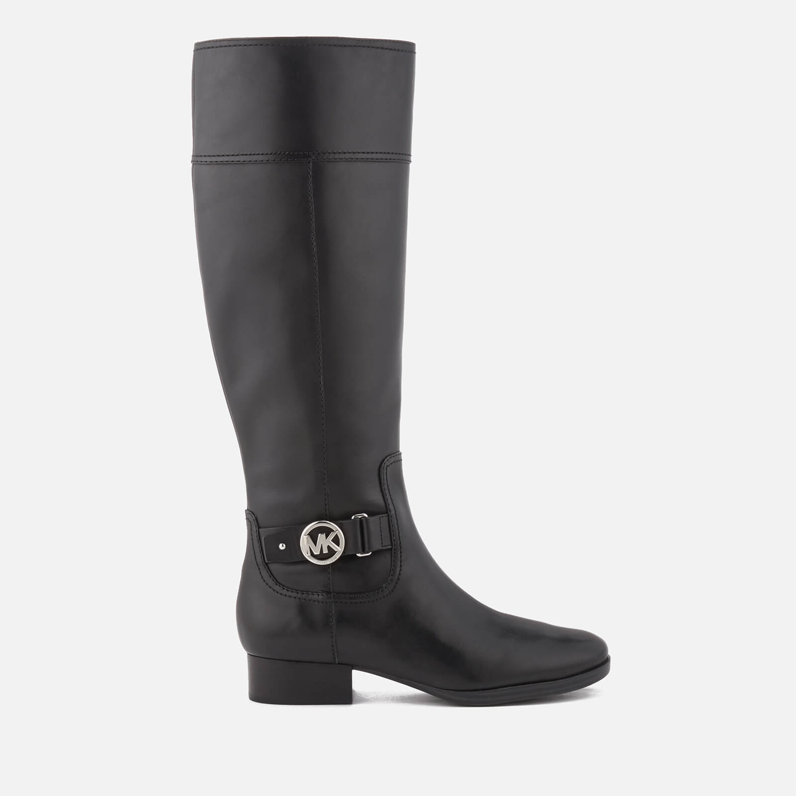 05931de3a384 MICHAEL MICHAEL KORS Women s Harland Leather Knee High Boots - Black ...