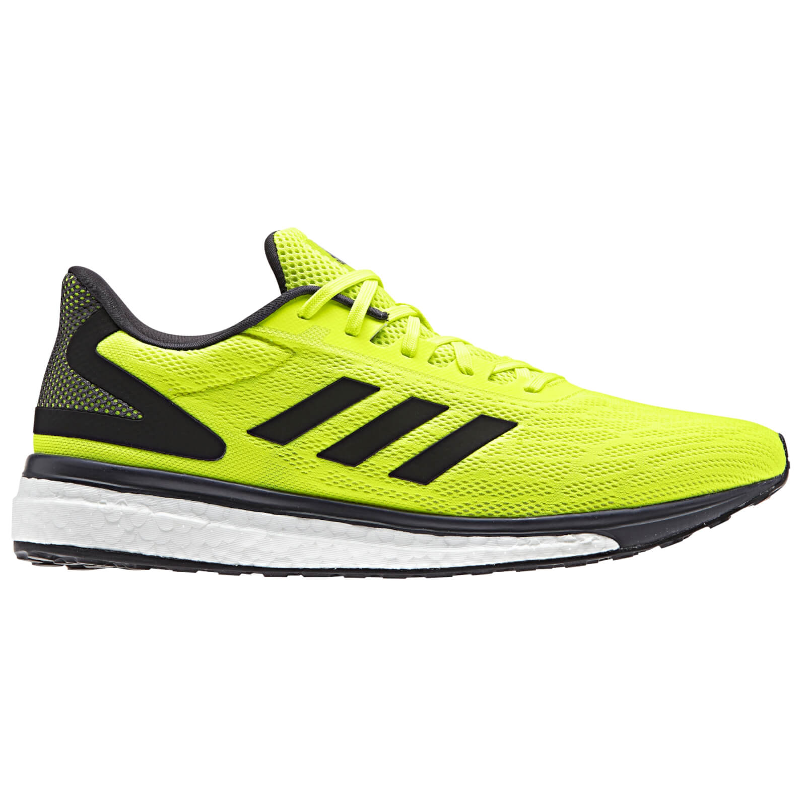 yellow adidas running shoes