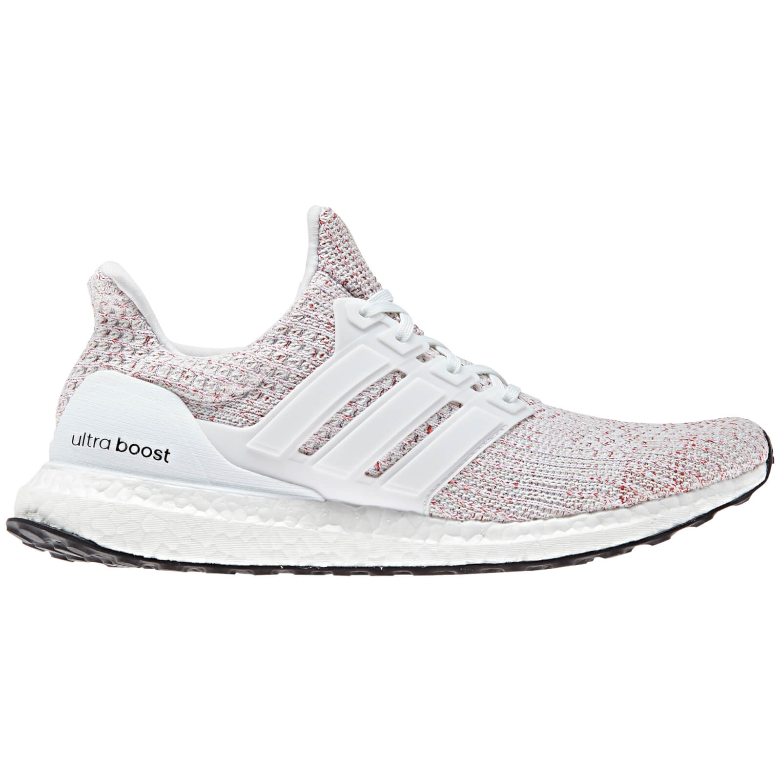 c8f1bfd5e adidas Men s Ultraboost Running Shoes - White Red