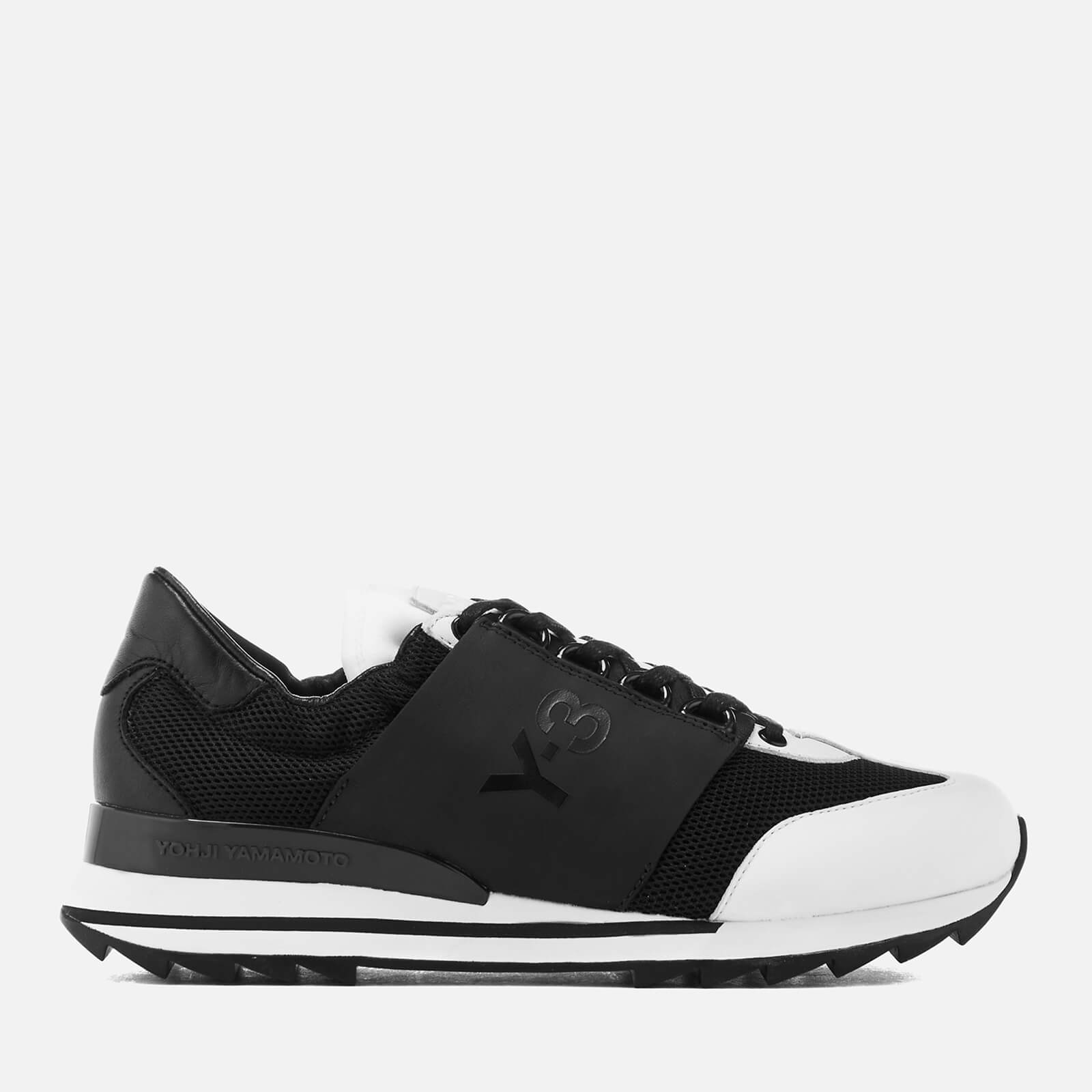 9f728aa6801b6 Y-3 Women s Rhita Sport Sneakers - Core Black Footwear White - Free ...