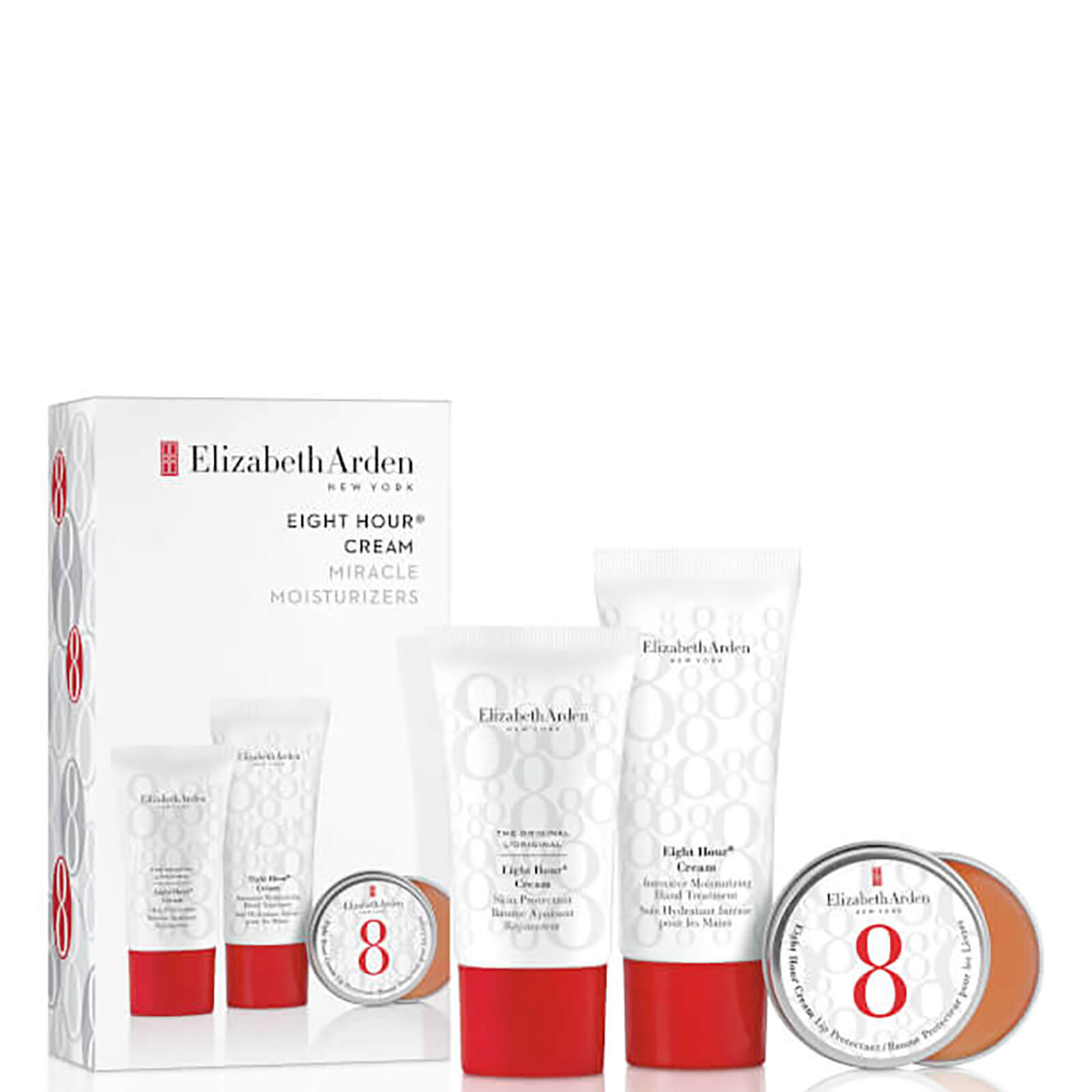 Elizabeth Arden Eight Hour Cream Skincare Starter Kit (Worth £33.00)