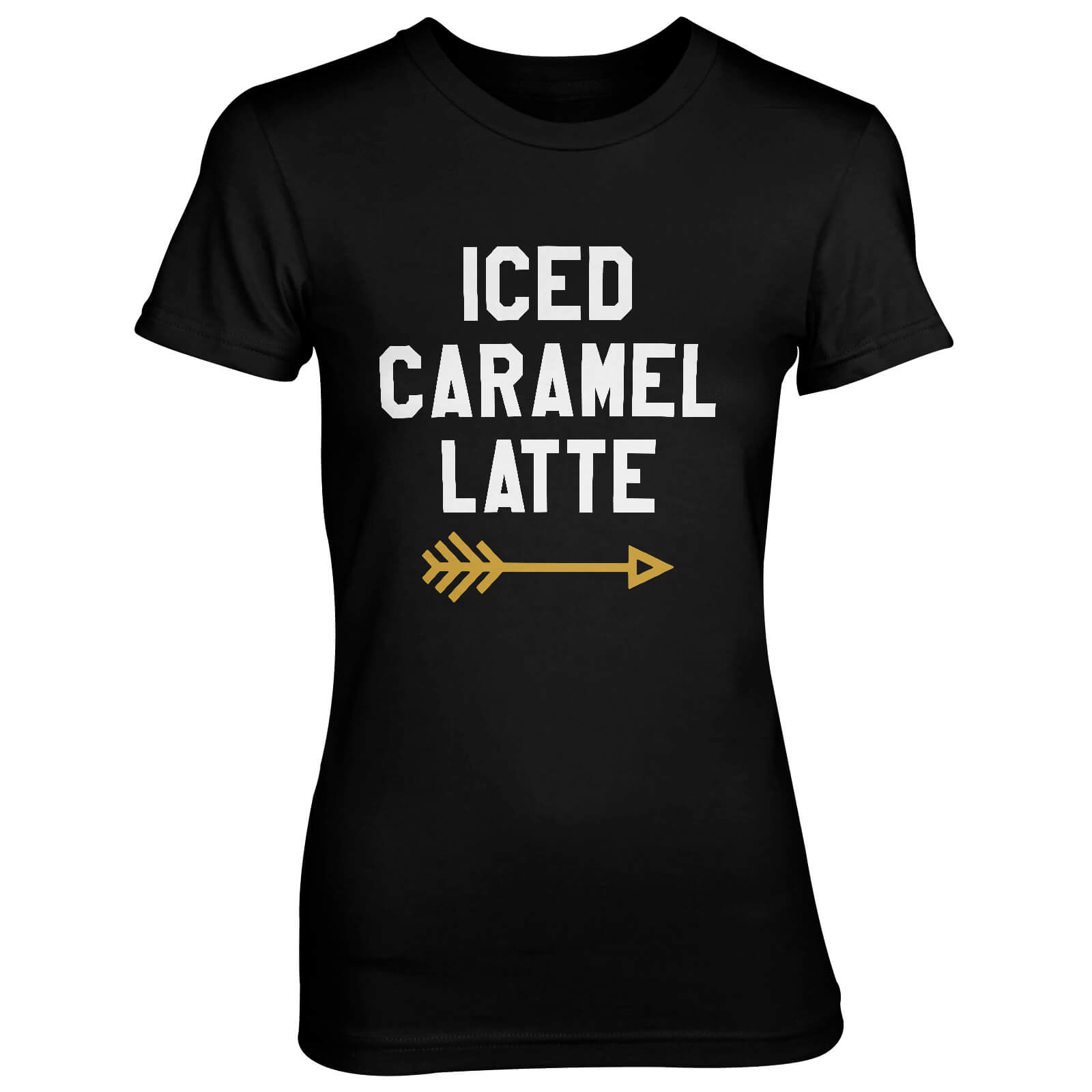 Iced Caramel Latte Women
