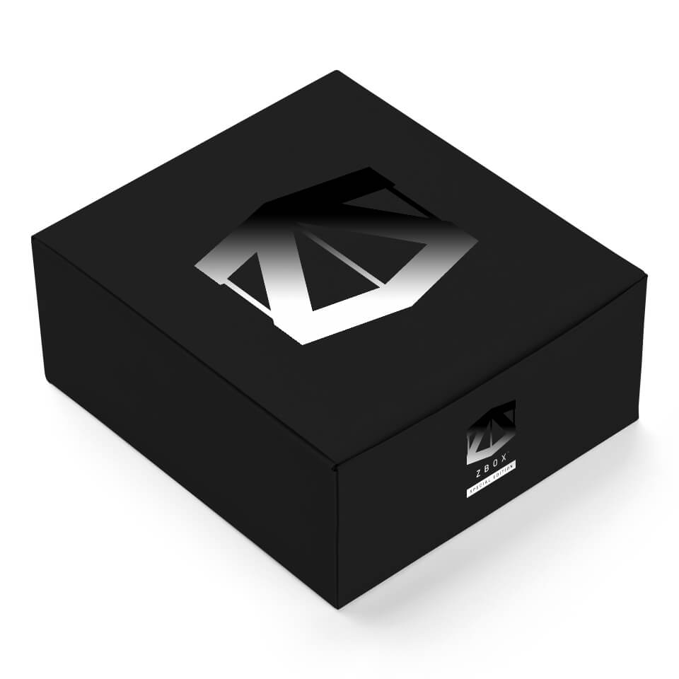 ZBOX - Spider - Mystery Box Limited Edition 2017