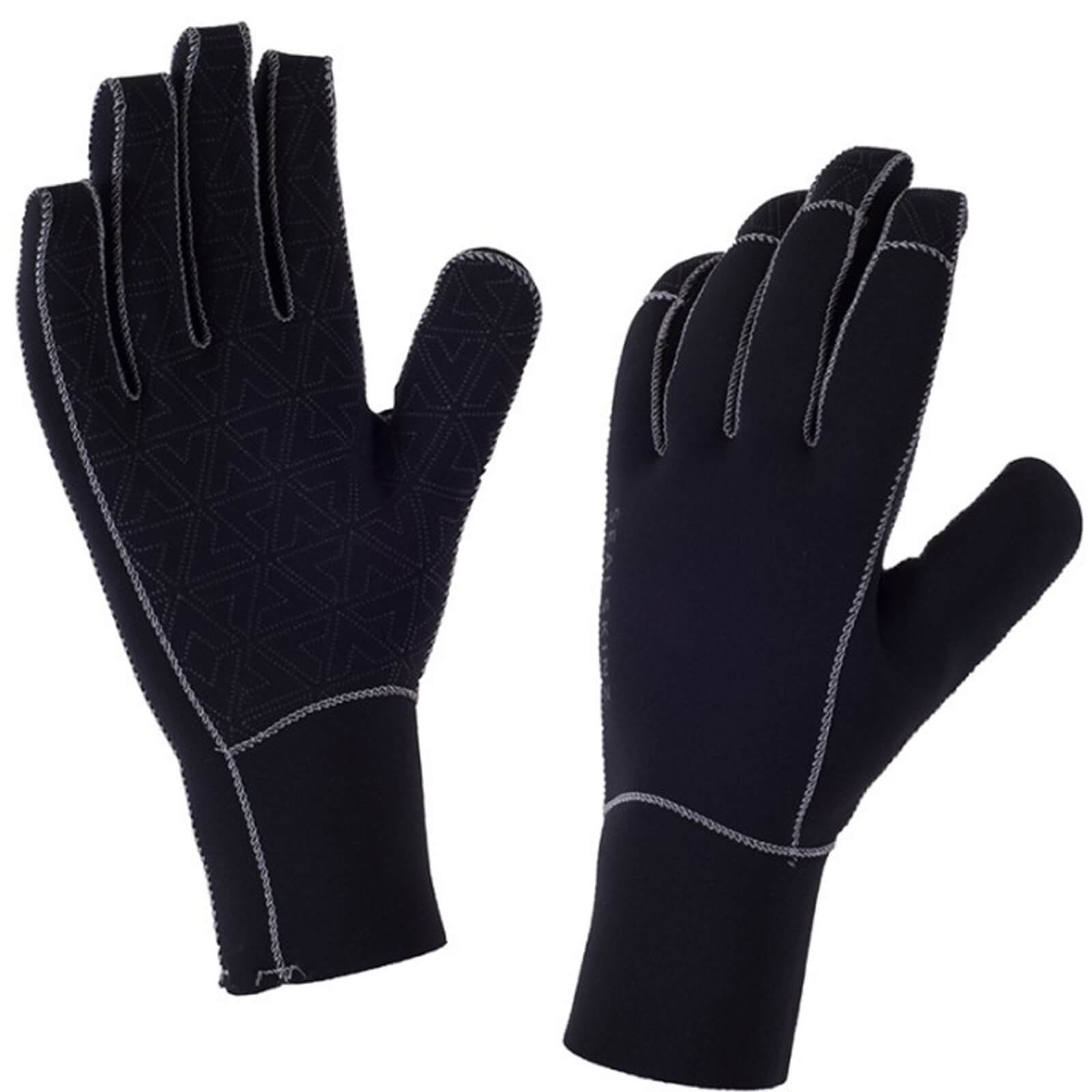 Sealskinz Neoprene Gloves - Black/Grey