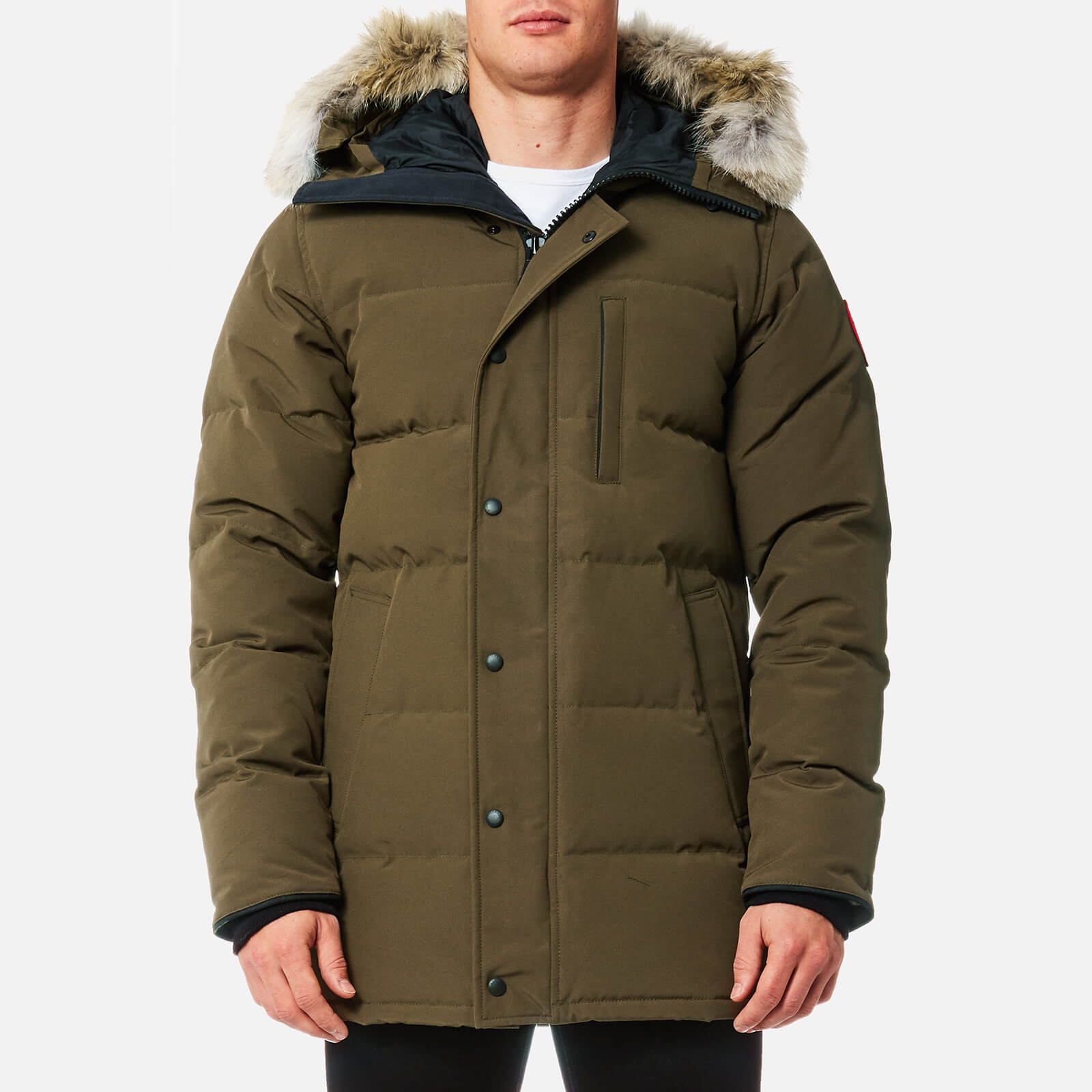 canada goose parka chateau beige