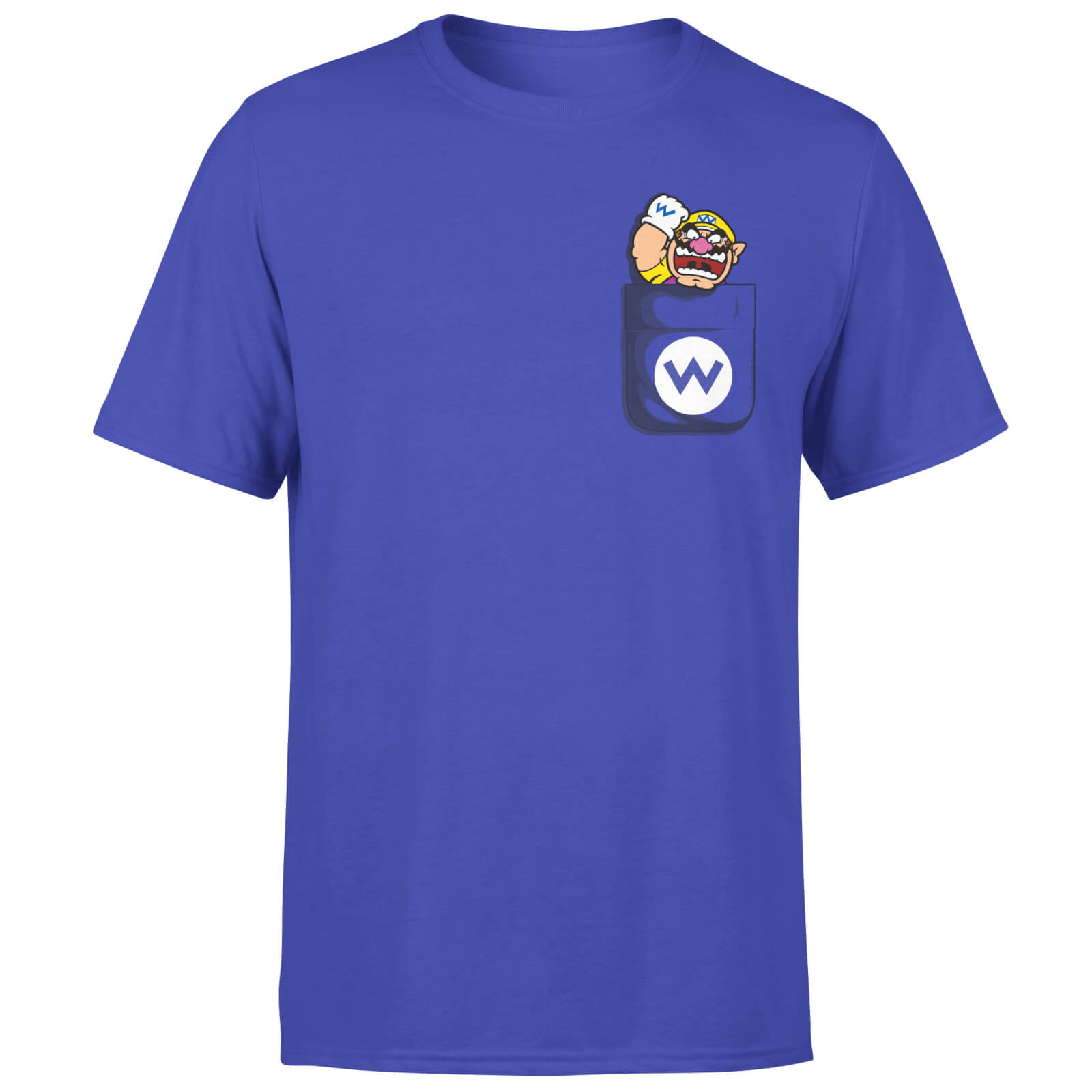 Nintendo Super Mario Wario Pocket Men