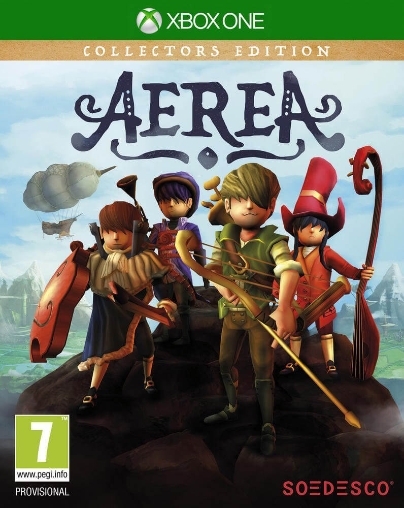 Aerea Collector