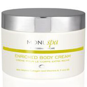 Monu Enriched Cocoa Butter Body Cream