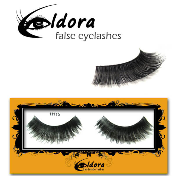 Eldora Quality Handmade Weightless False Eyelashes