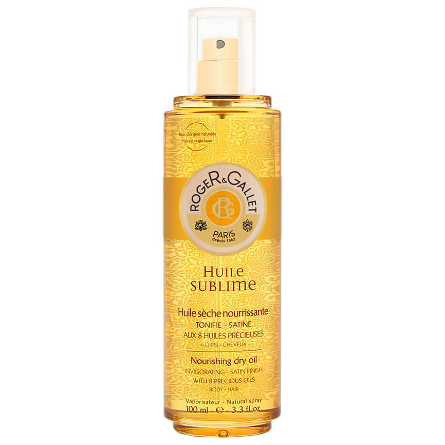 Roger & Gallet Huile Sublime Dry Oil